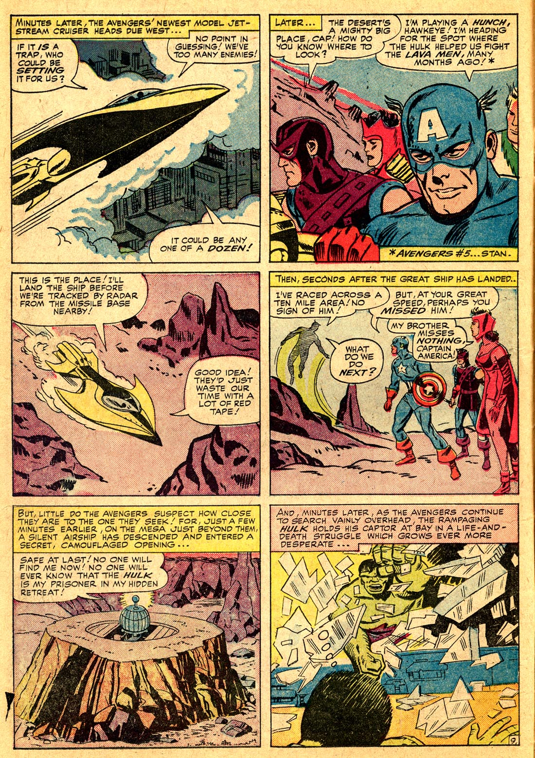The Avengers (1963) 17 Page 9