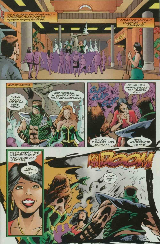 Read online Ultraverse Premiere comic -  Issue #8 - 23