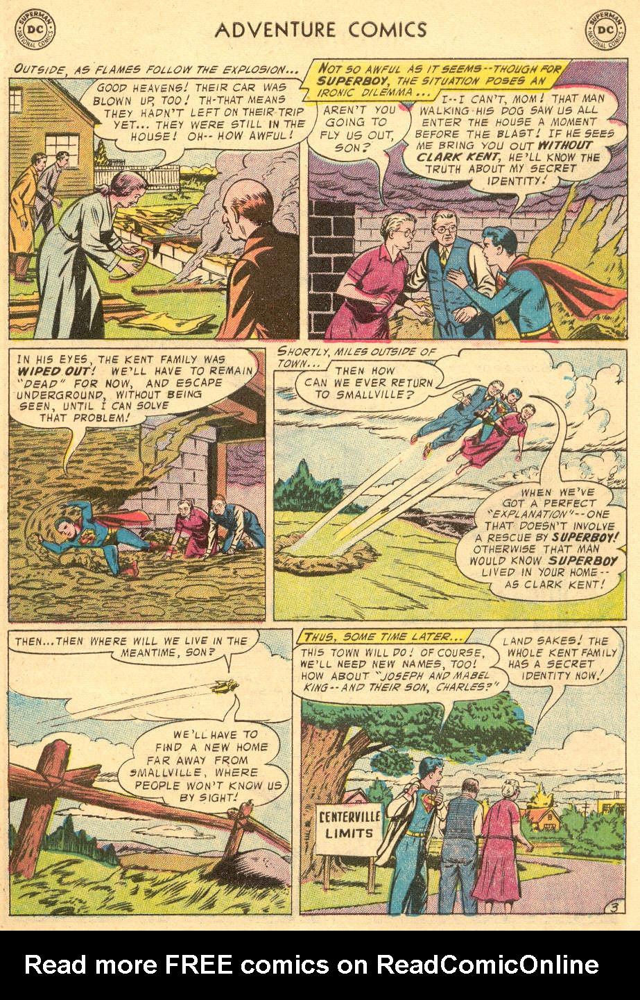 Read online Adventure Comics (1938) comic -  Issue #229 - 5