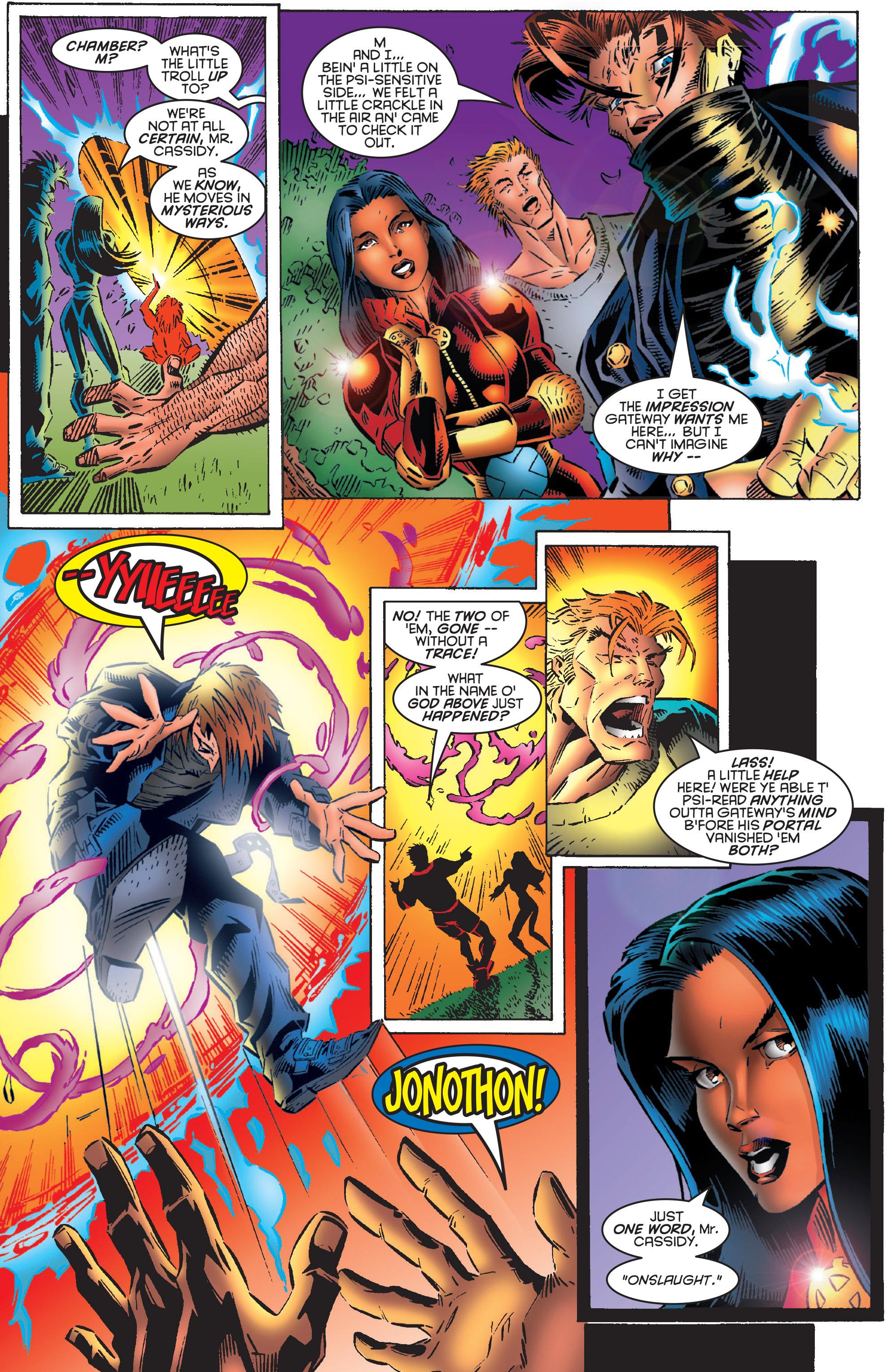 X-Men (1991) 49 Page 8
