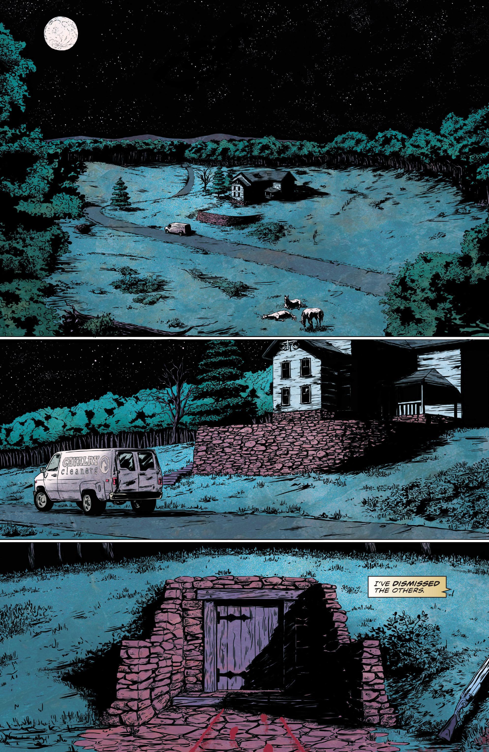 Read online Translucid comic -  Issue #6 - 3