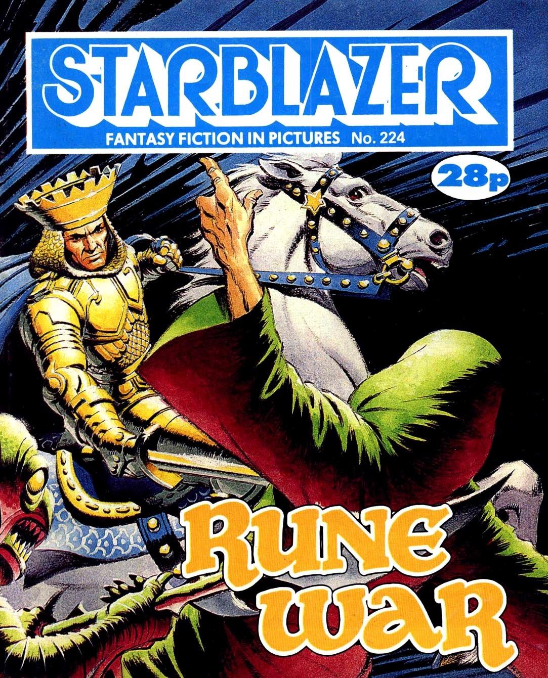 Starblazer issue 224 - Page 1