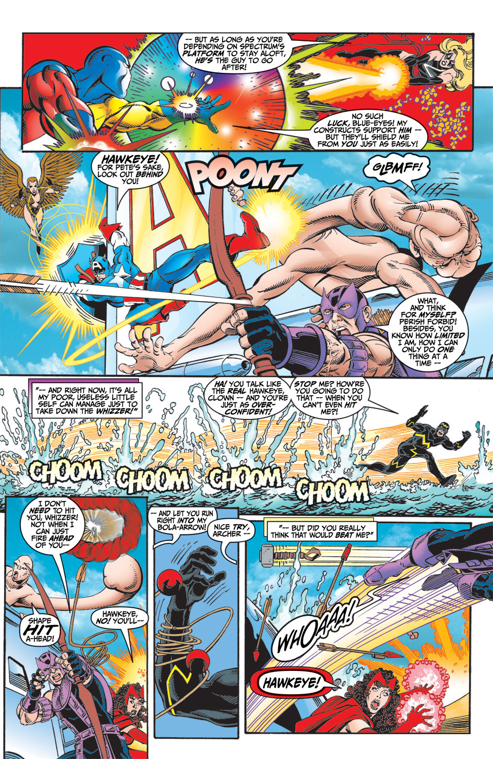 Read online Avengers (1998) comic -  Issue #5 - 14