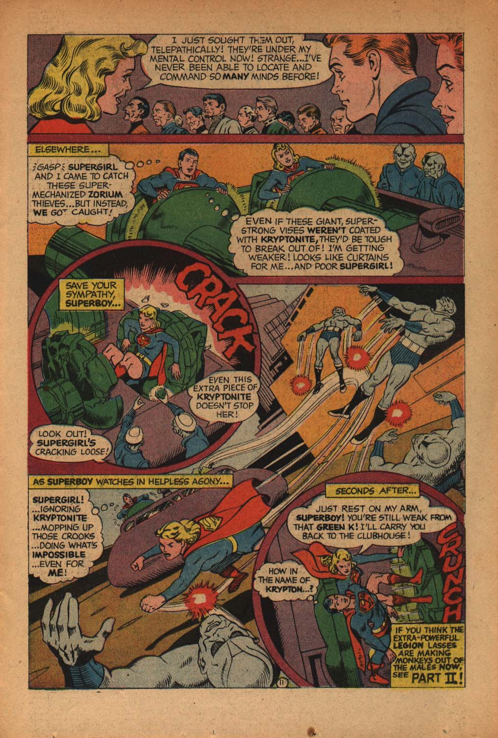 Read online Adventure Comics (1938) comic -  Issue #368 - 15