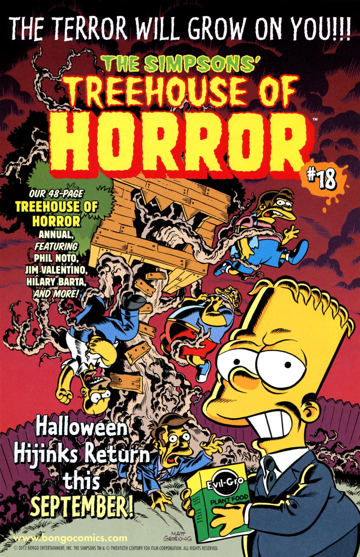Read online Simpsons Comics comic -  Issue #195 - 27