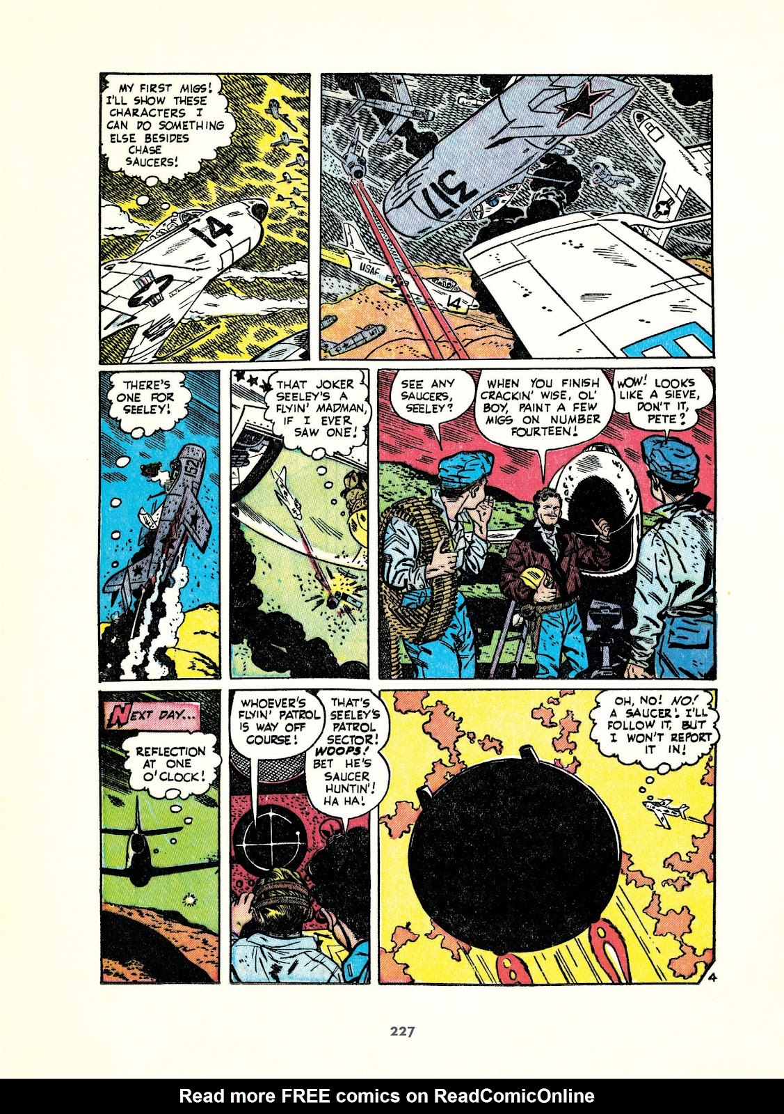 Read online Setting the Standard: Comics by Alex Toth 1952-1954 comic -  Issue # TPB (Part 3) - 28