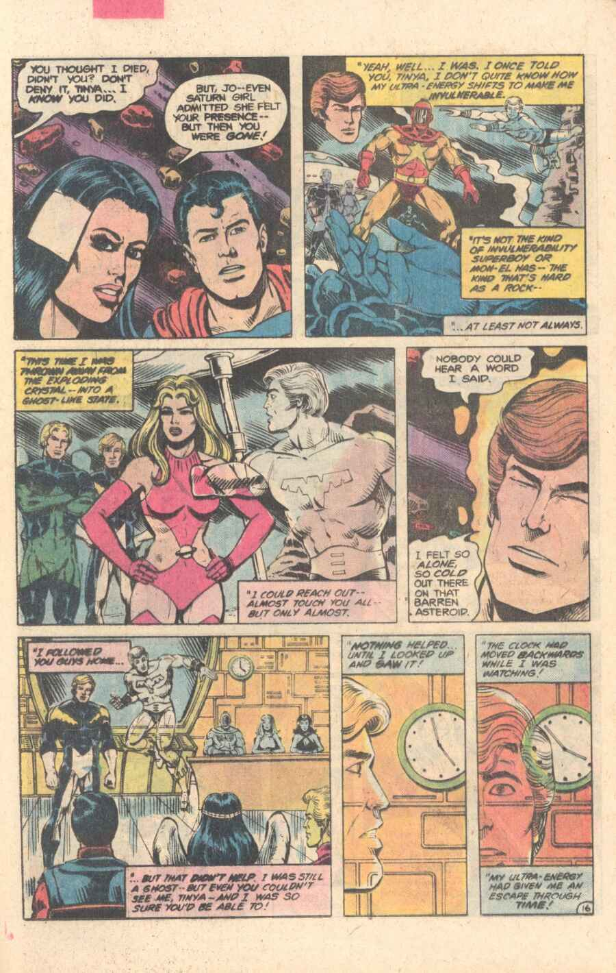 Legion of Super-Heroes (1980) 282 Page 16