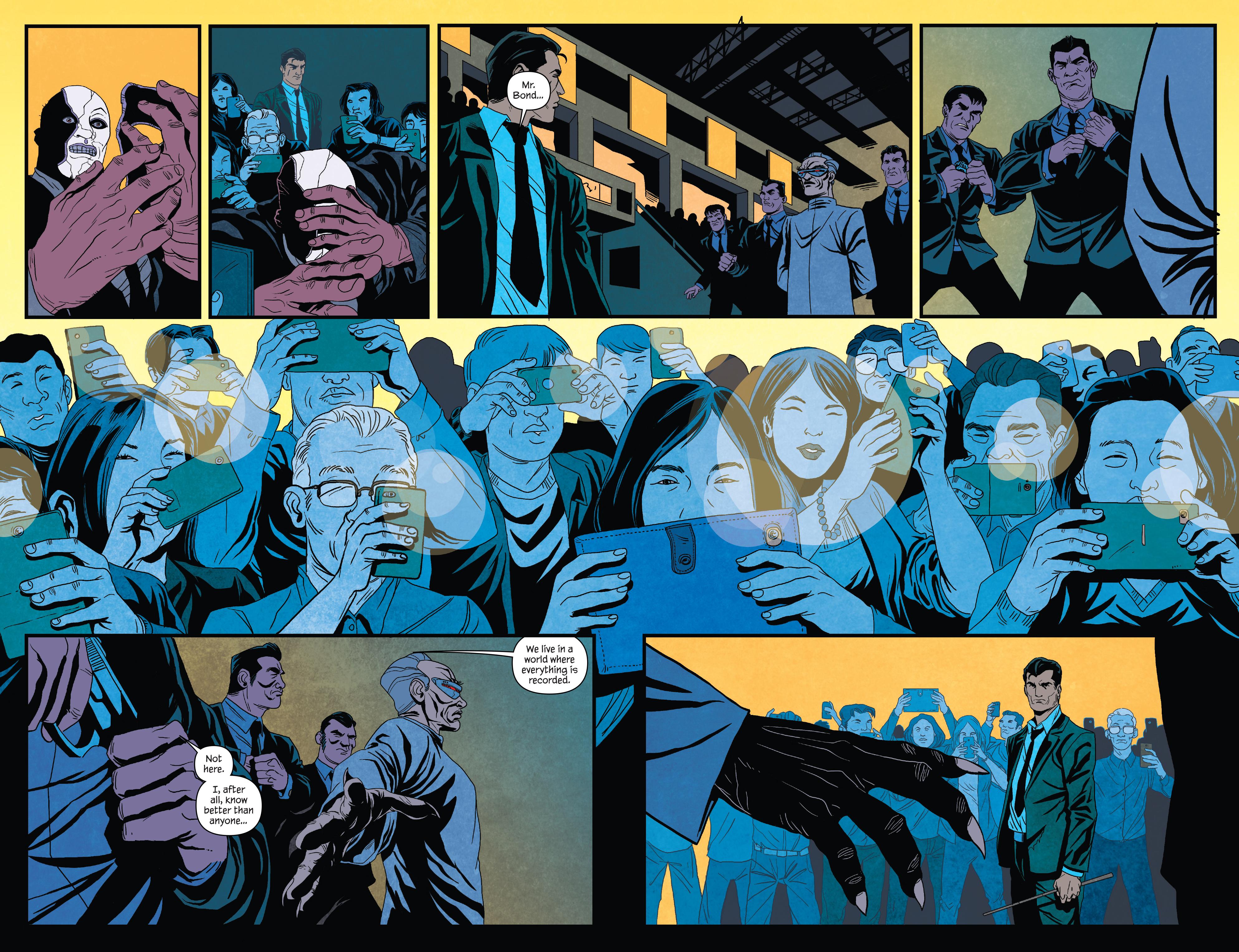 Read online James Bond (2017) comic -  Issue #3 - 20