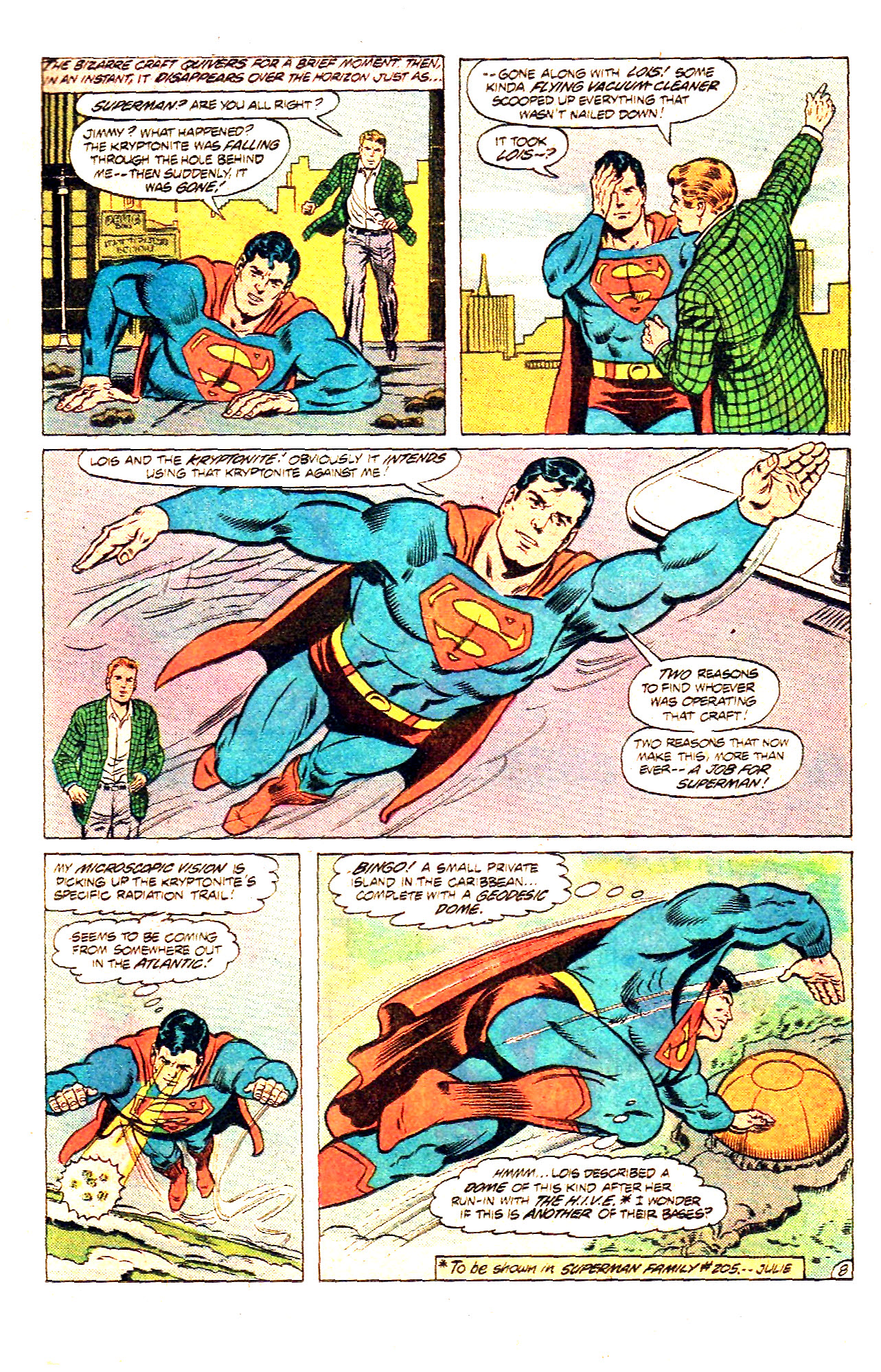 Read online Action Comics (1938) comic -  Issue #513 - 11
