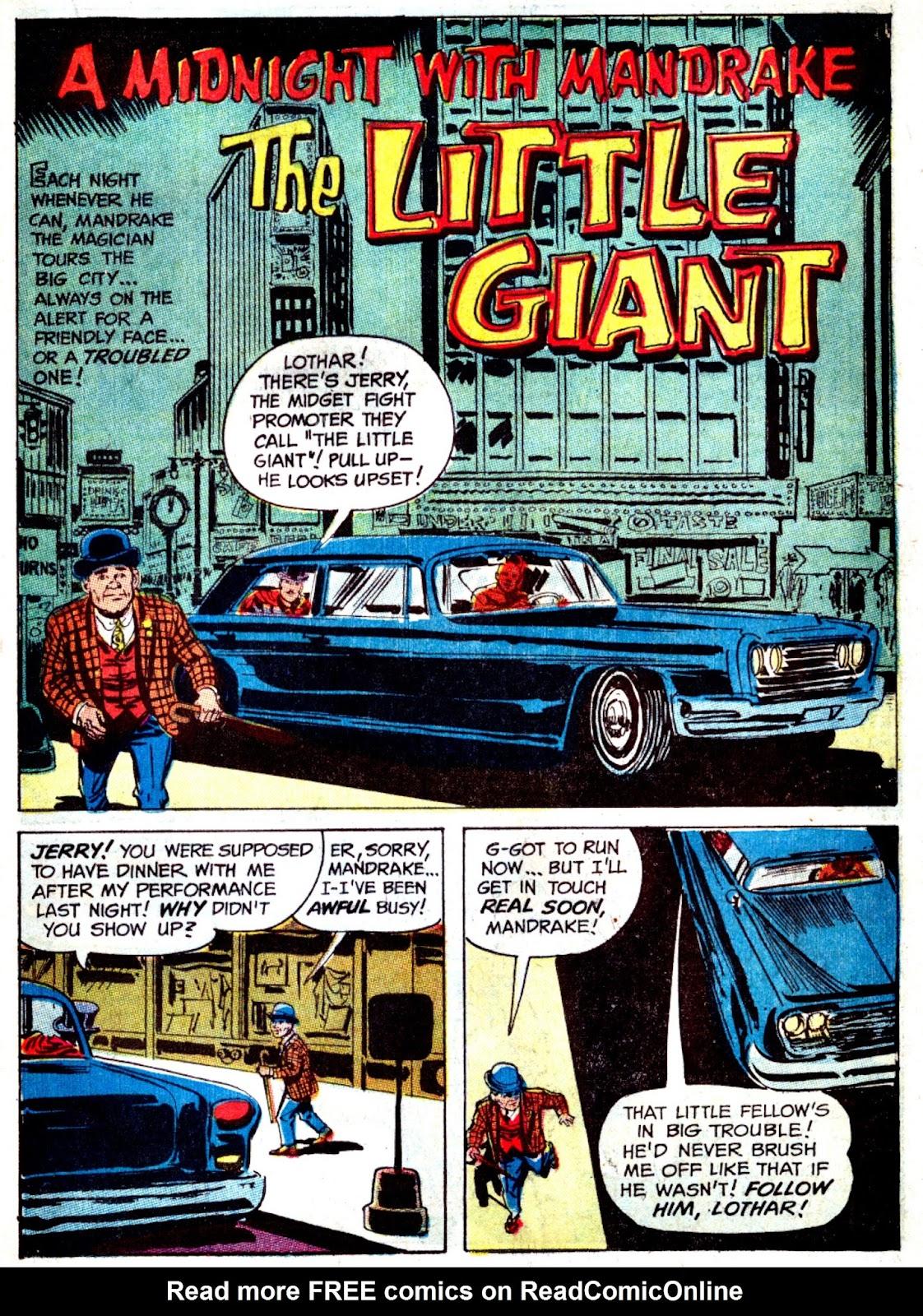 Flash Gordon (1966) issue 3 - Page 16