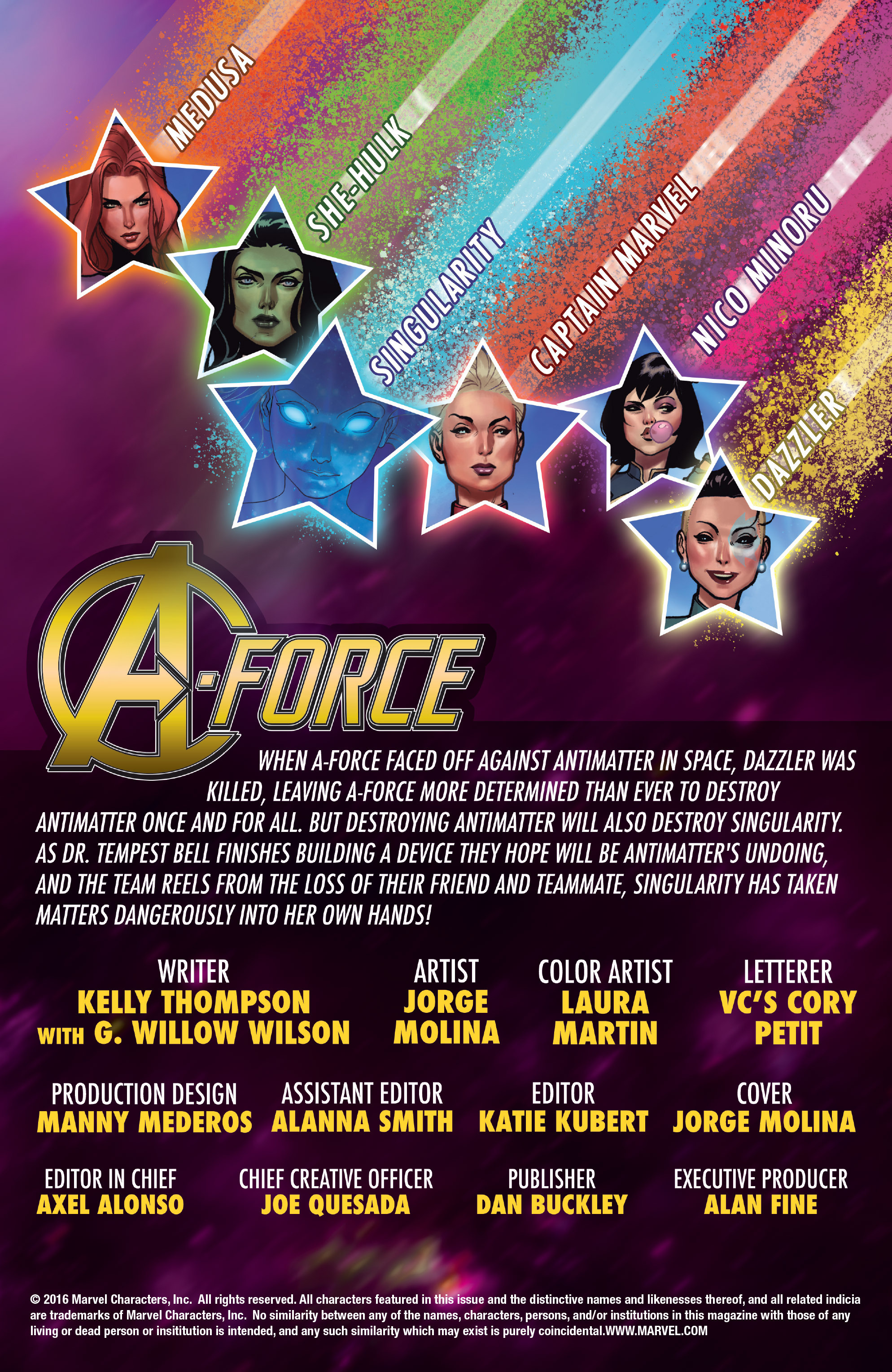 Read online A-Force (2016) comic -  Issue #4 - 2