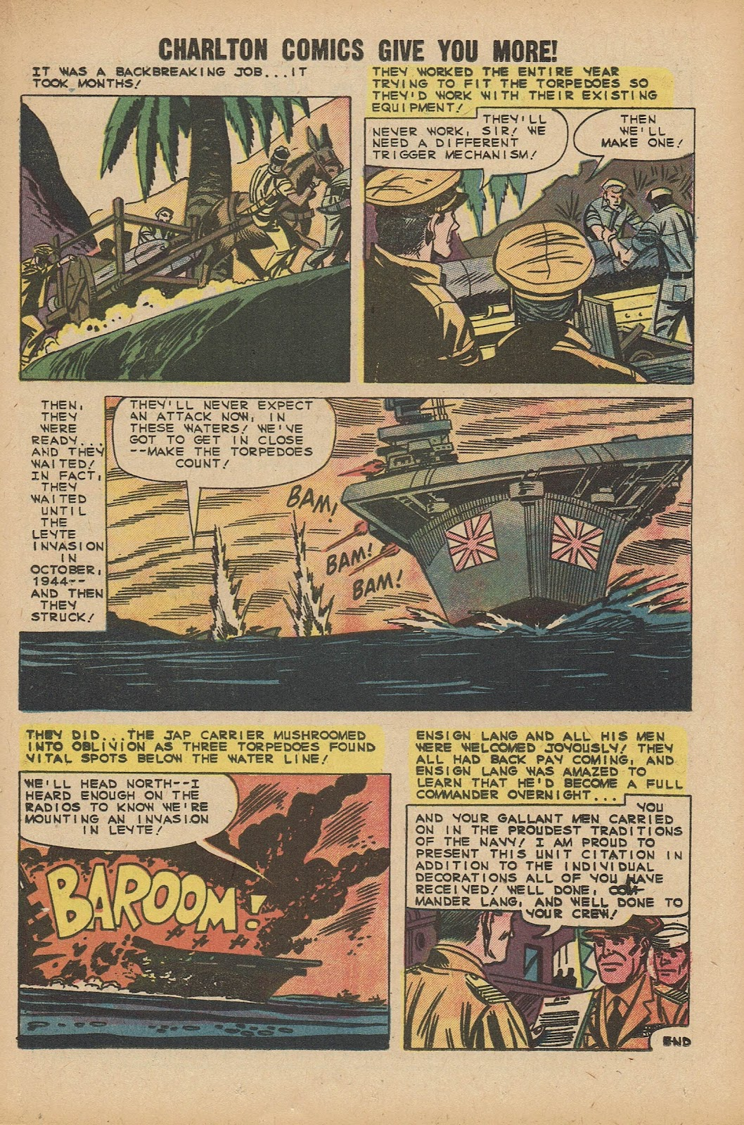 Read online Fightin' Navy comic -  Issue #92 - 19