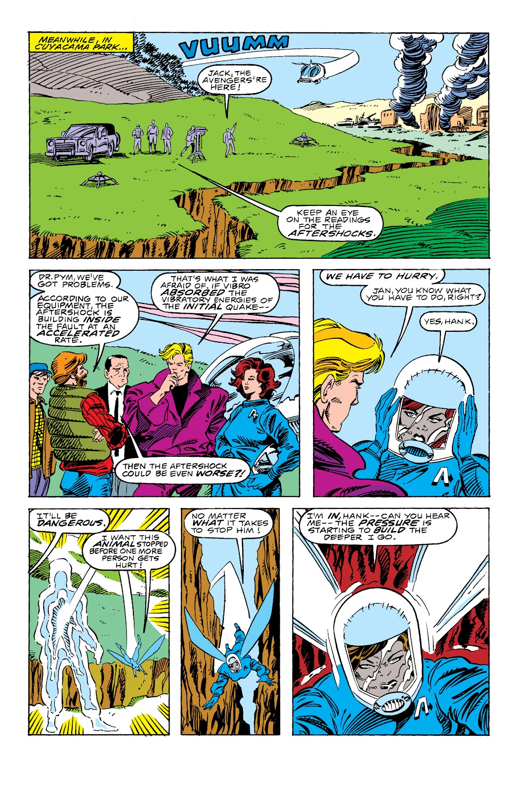 Avengers West Coast (1989) issue 58 - Page 18