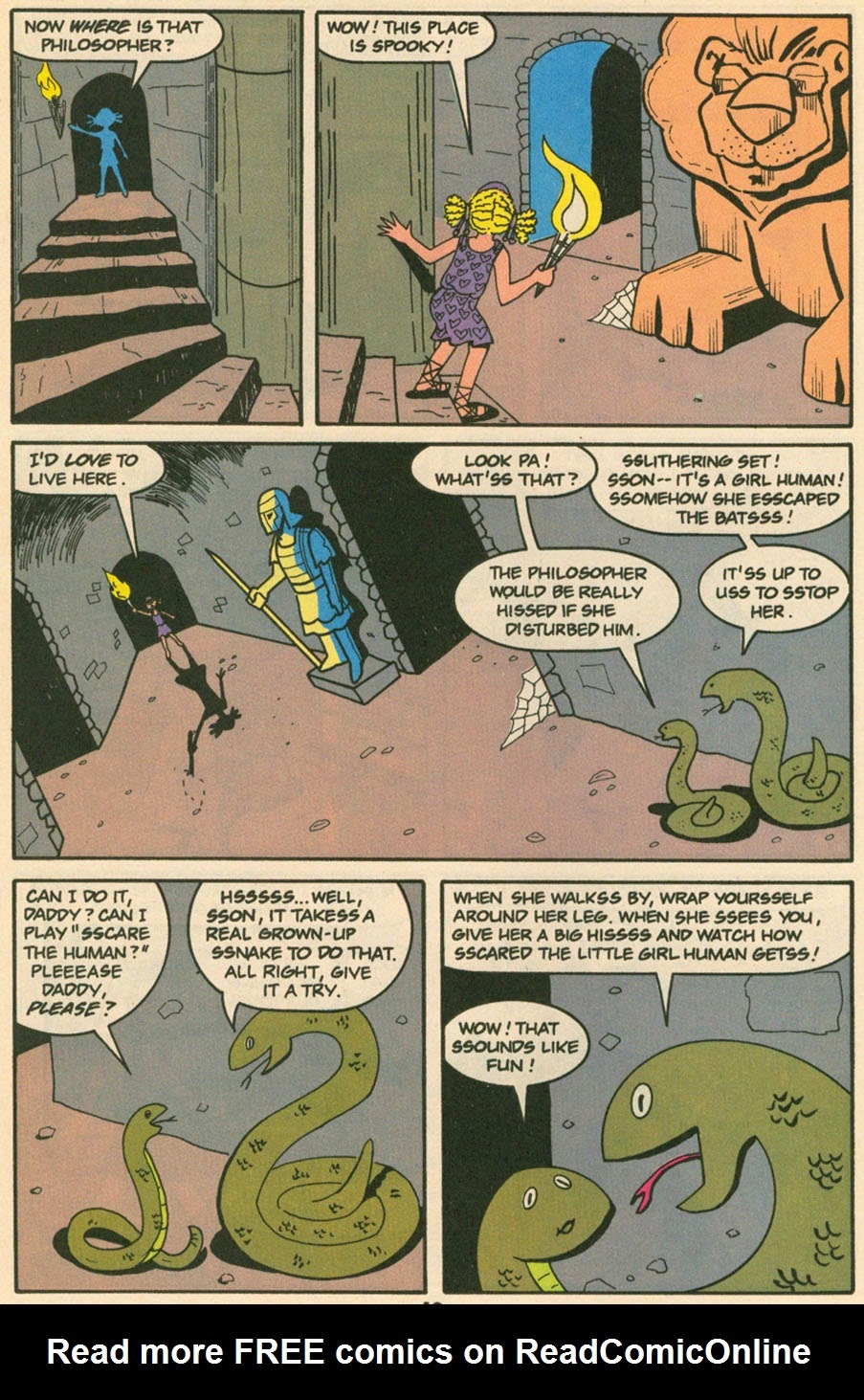 Read online Sweet XVI (Sixteen): Back To School Special comic -  Issue # Full - 42