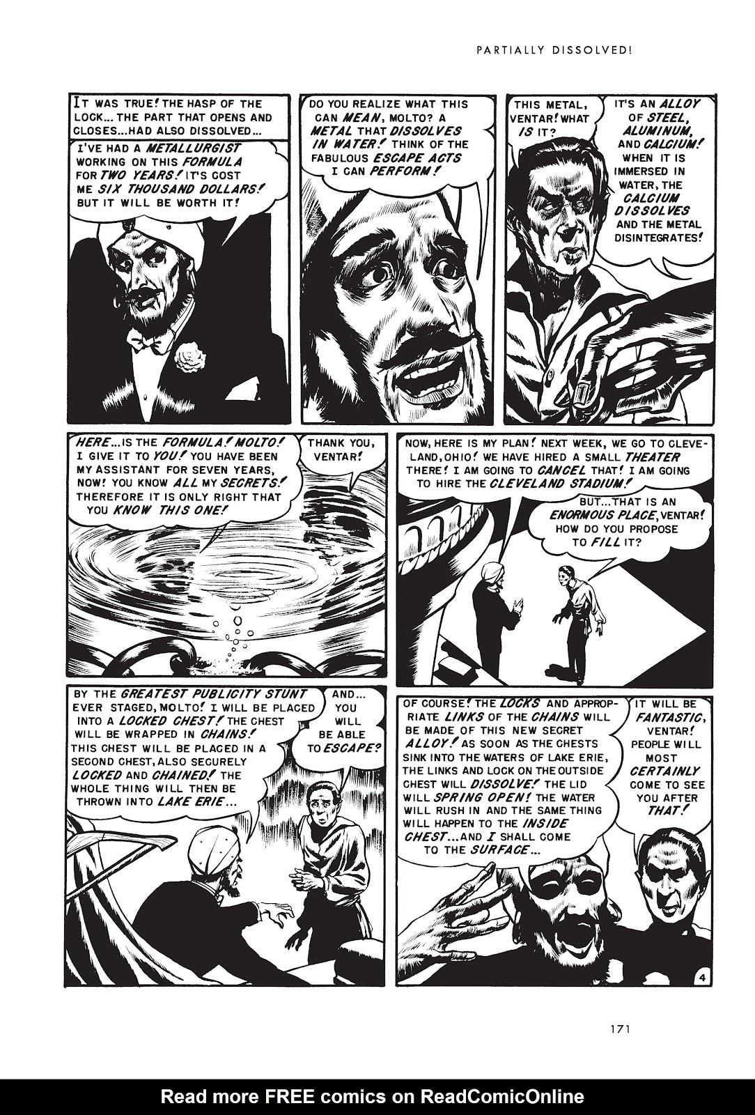 Read online Doctor of Horror and Other Stories comic -  Issue # TPB (Part 2) - 87