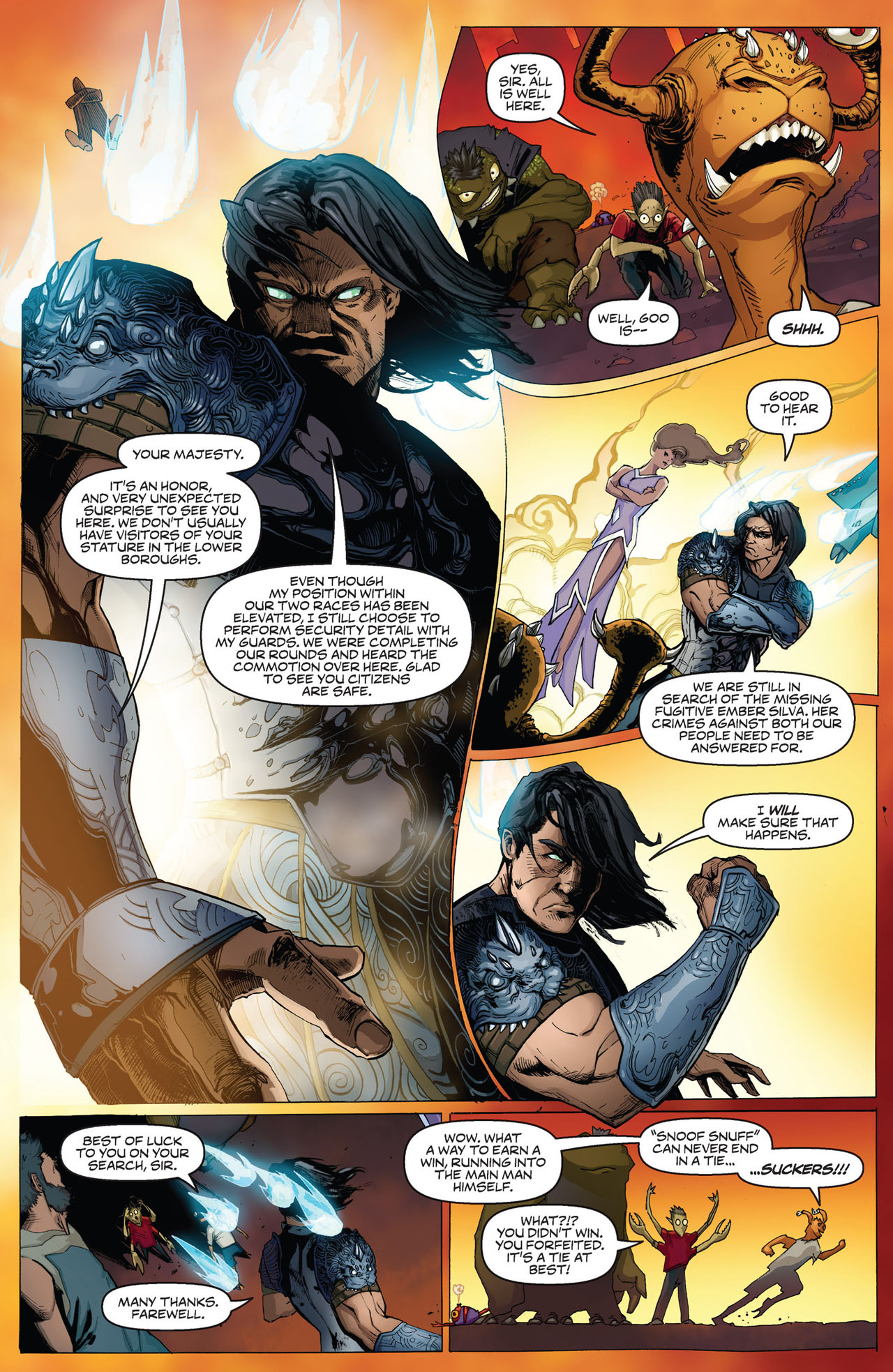 Read online Shrugged (2013) comic -  Issue #1 - 18