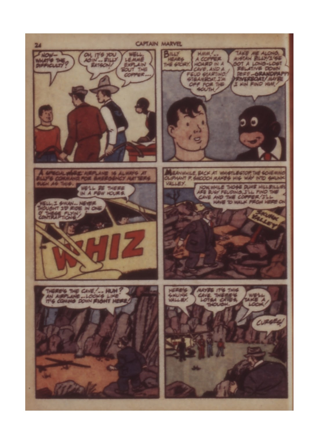Captain Marvel Adventures issue 11 - Page 24