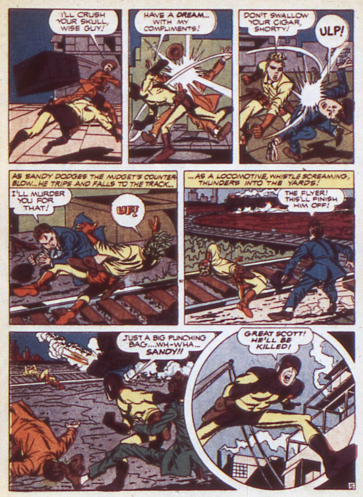 Read online Adventure Comics (1938) comic -  Issue #84 - 7