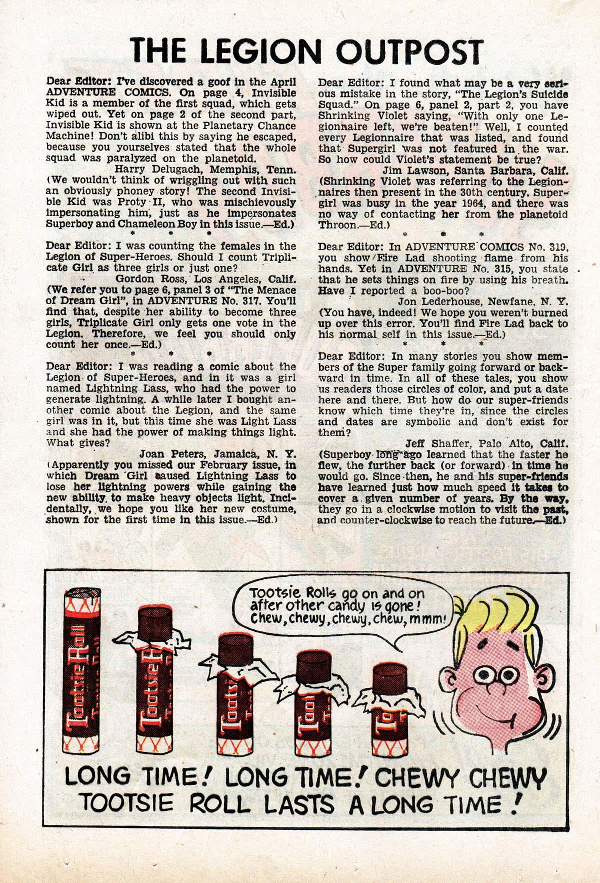 Read online Adventure Comics (1938) comic -  Issue #322 - 24