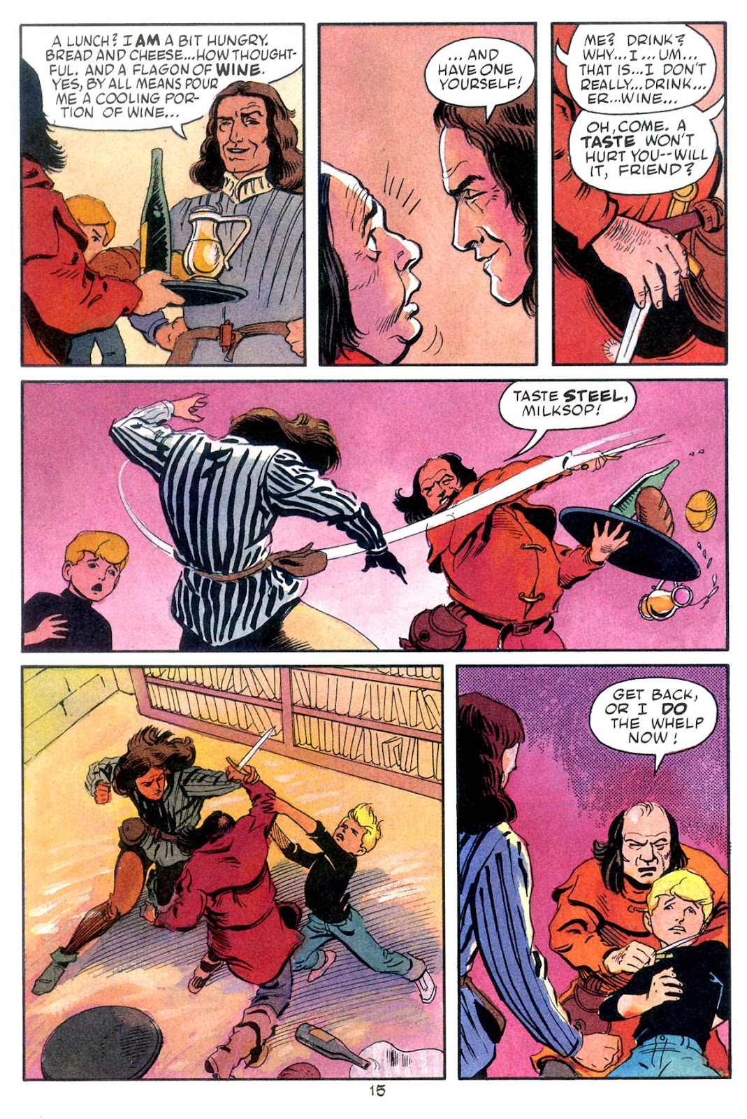 Jonny Quest (1986) issue 10 - Page 17