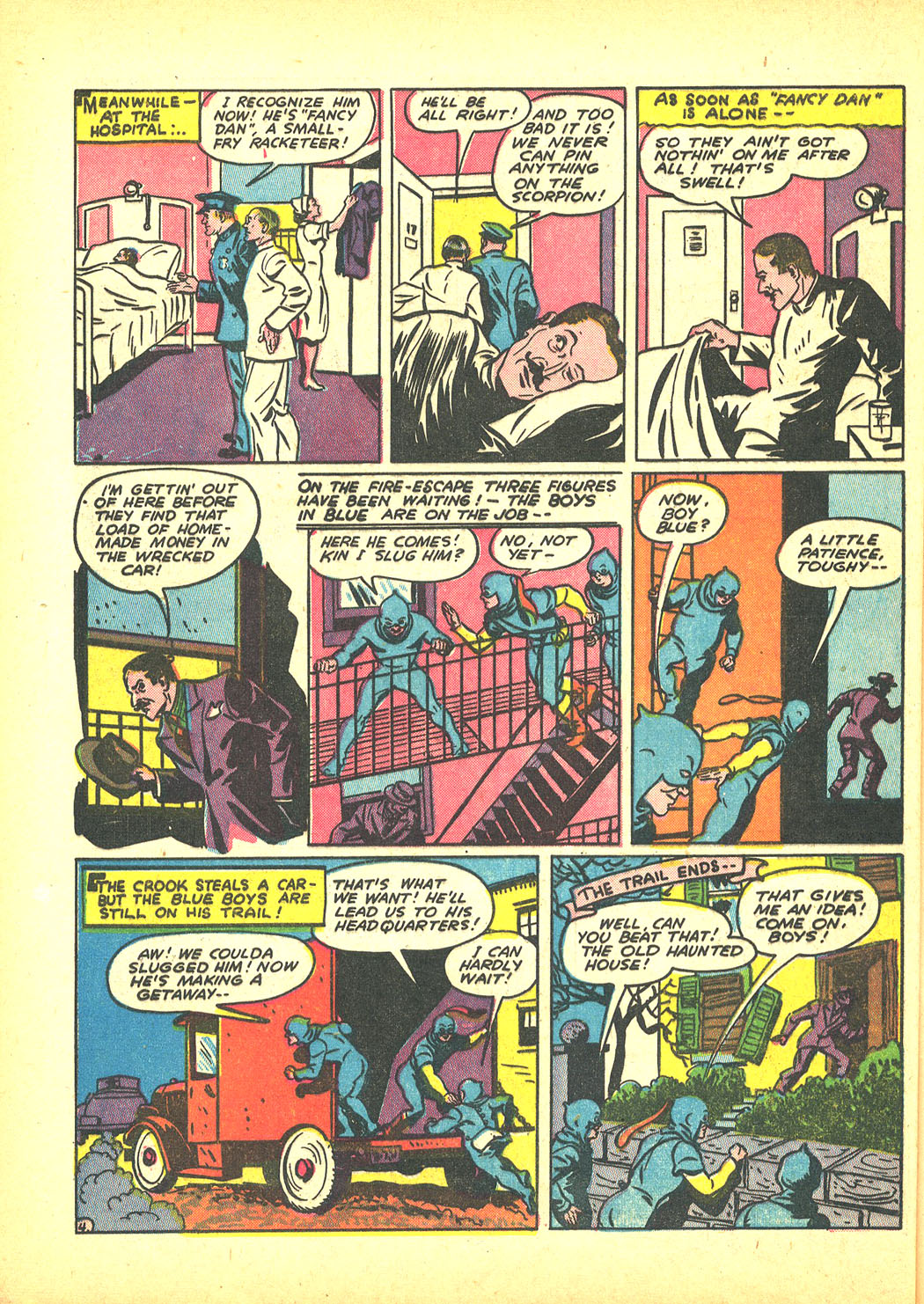 Read online Sensation (Mystery) Comics comic -  Issue #4 - 52
