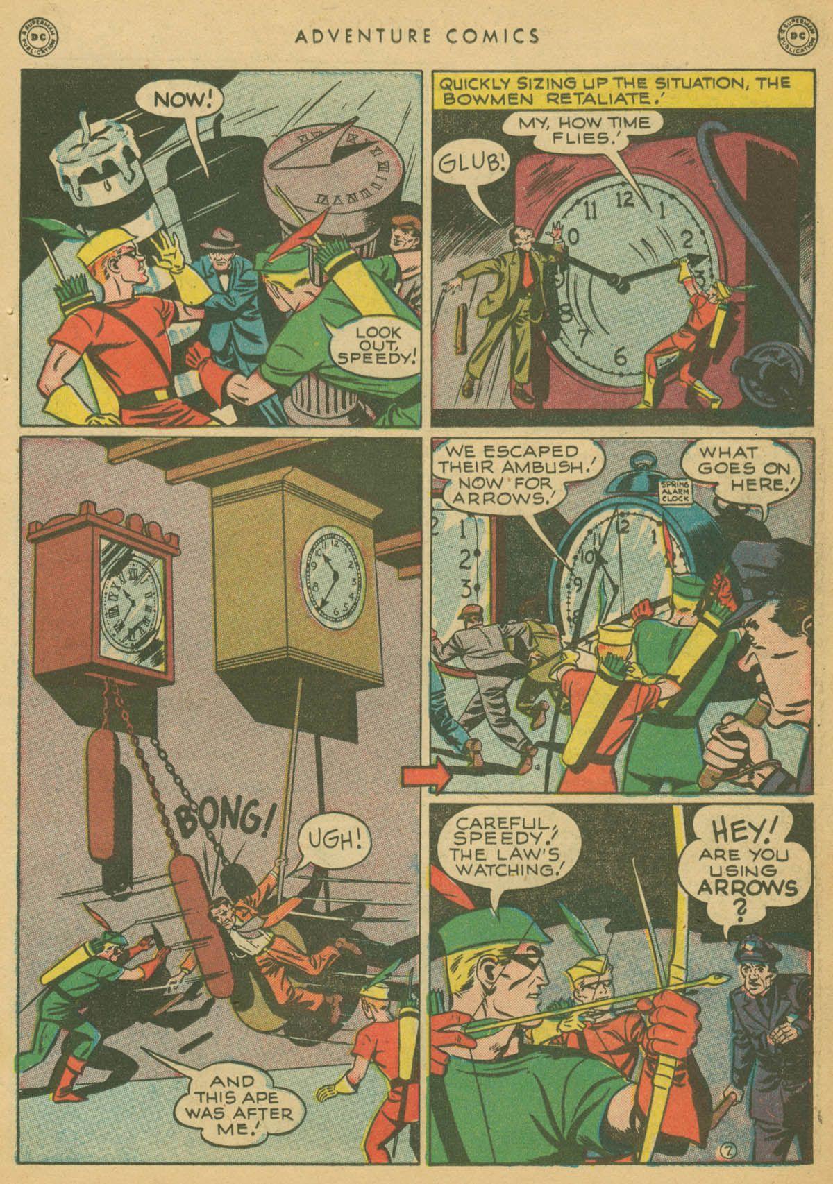 Read online Adventure Comics (1938) comic -  Issue #142 - 20