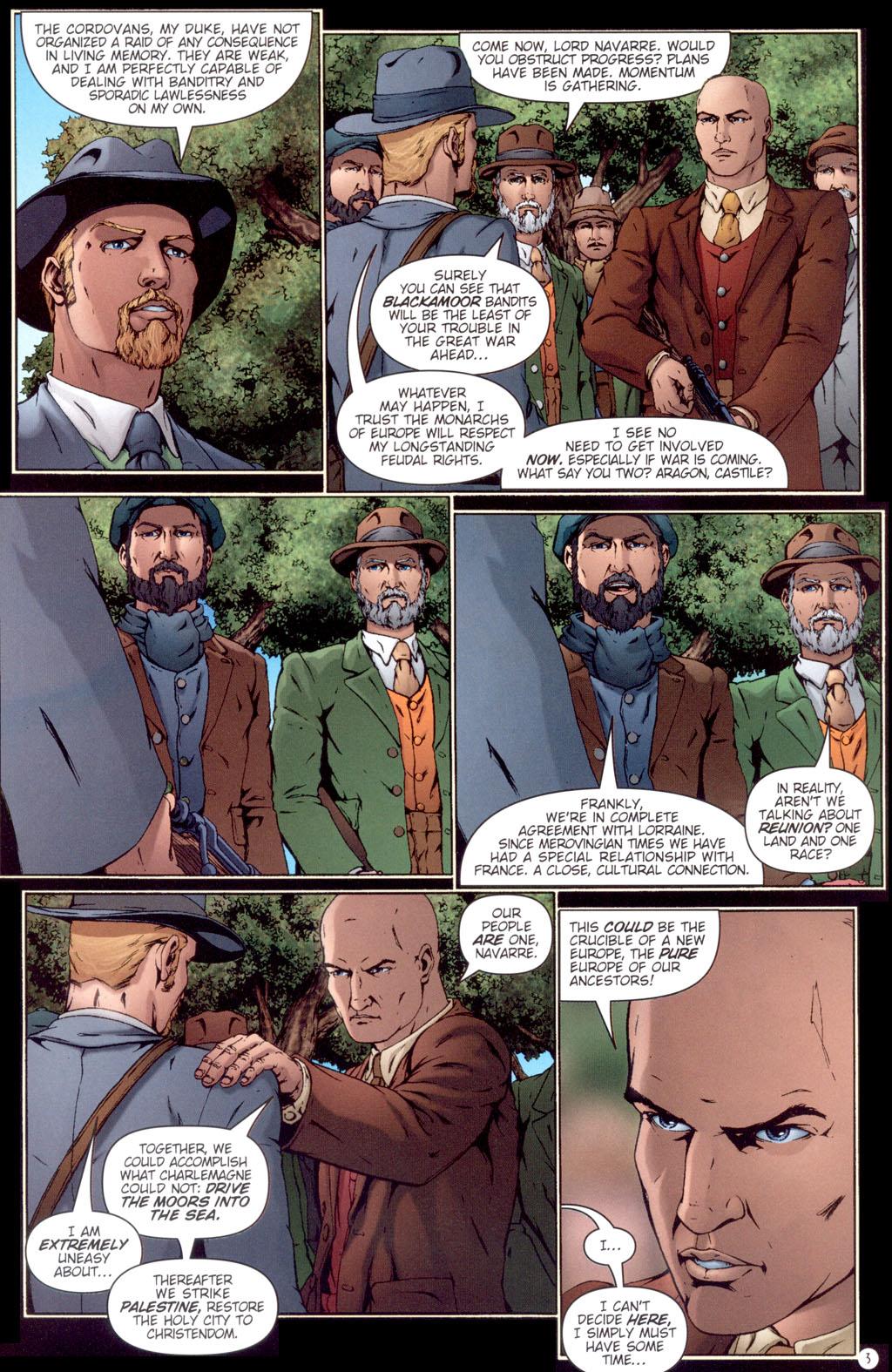 Read online Rex Mundi comic -  Issue #13 - 5