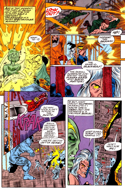 Read online Blackwulf comic -  Issue #4 - 6