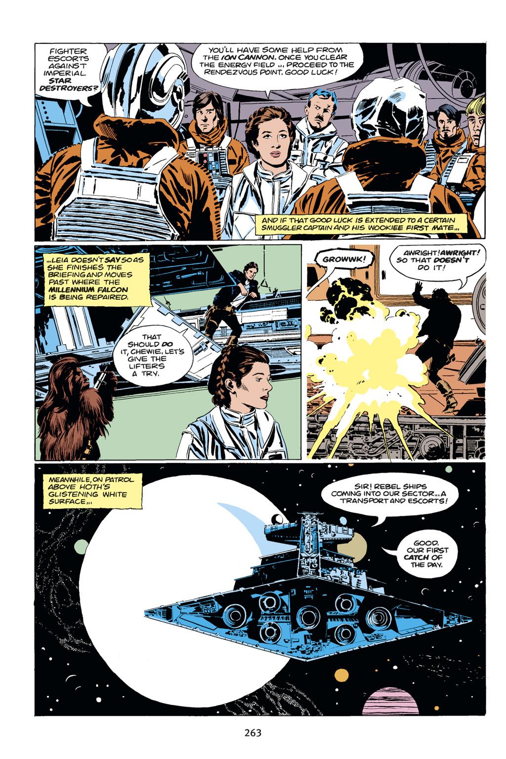 Read online Star Wars Omnibus comic -  Issue # Vol. 14 - 261