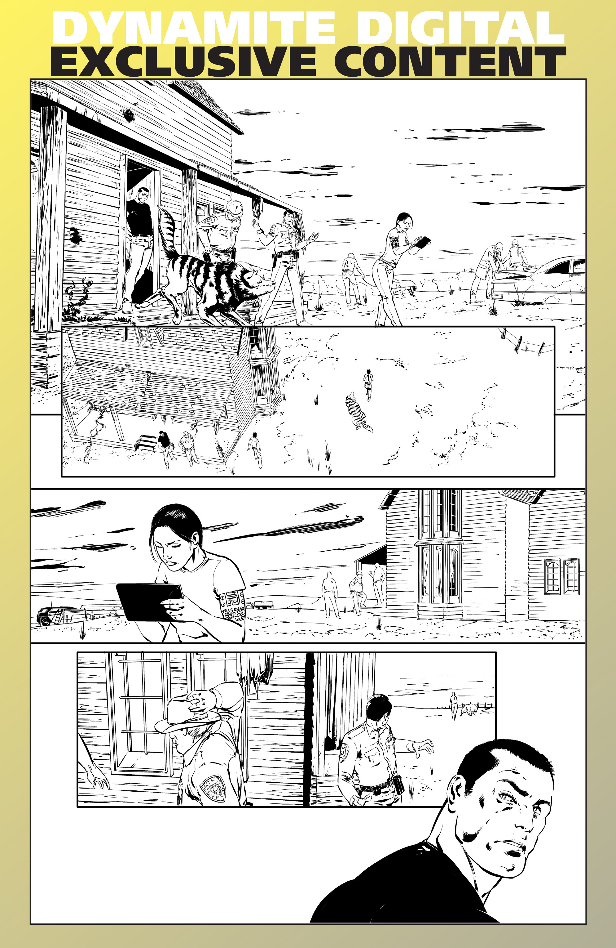 Read online Mercy Thompson comic -  Issue #3 - 26