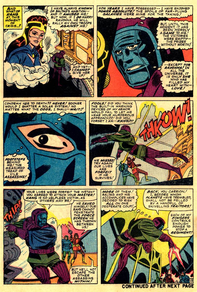 The Avengers (1963) 24 Page 13