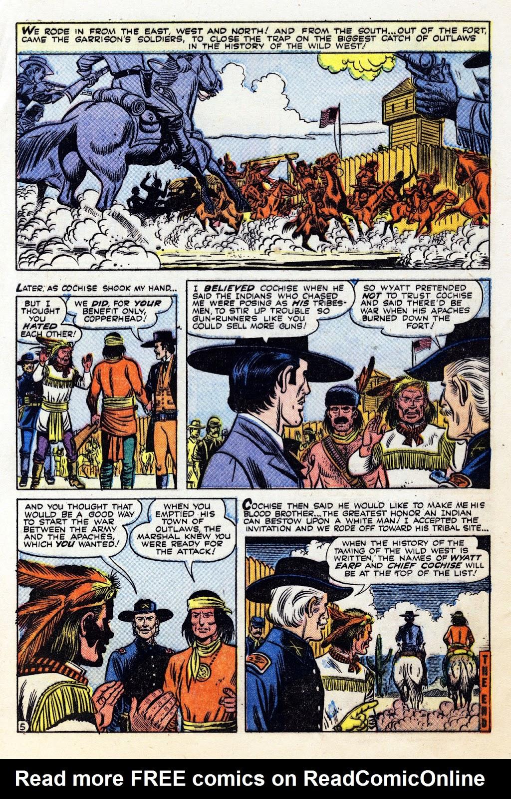 Gunsmoke Western issue 36 - Page 32