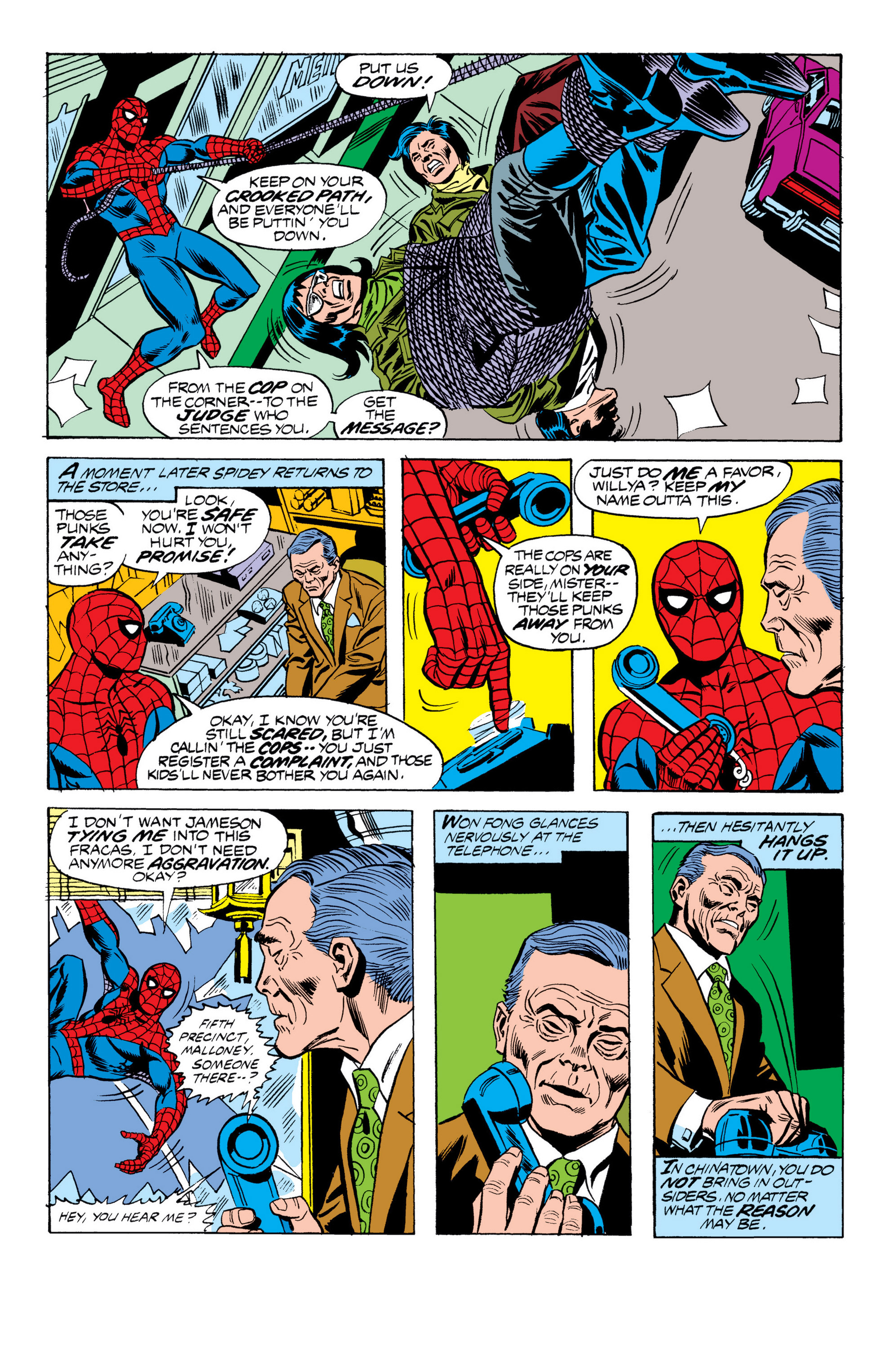 The Amazing Spider-Man (1963) 184 Page 9