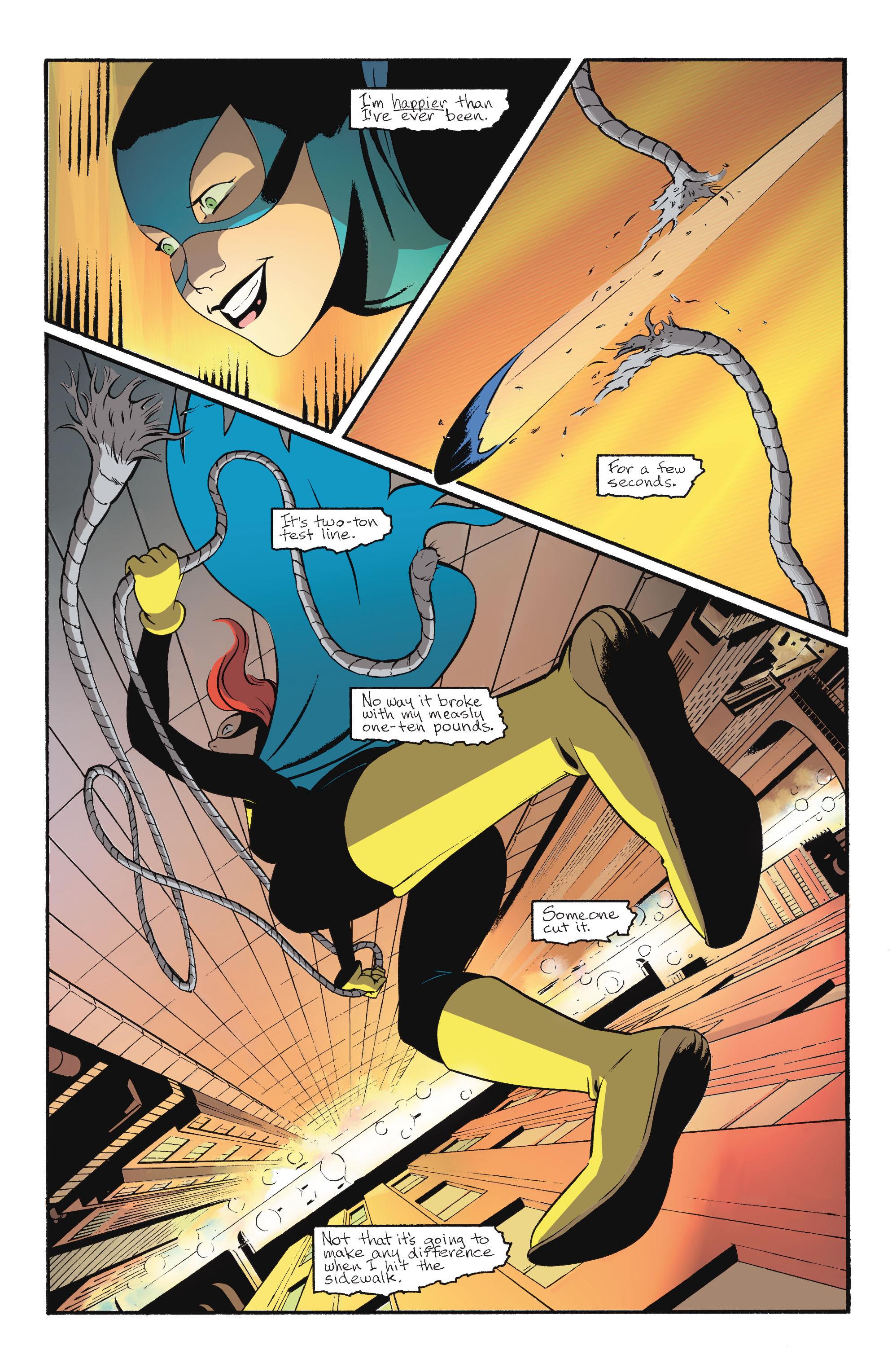 Read online Batgirl/Robin: Year One comic -  Issue # TPB 2 - 64