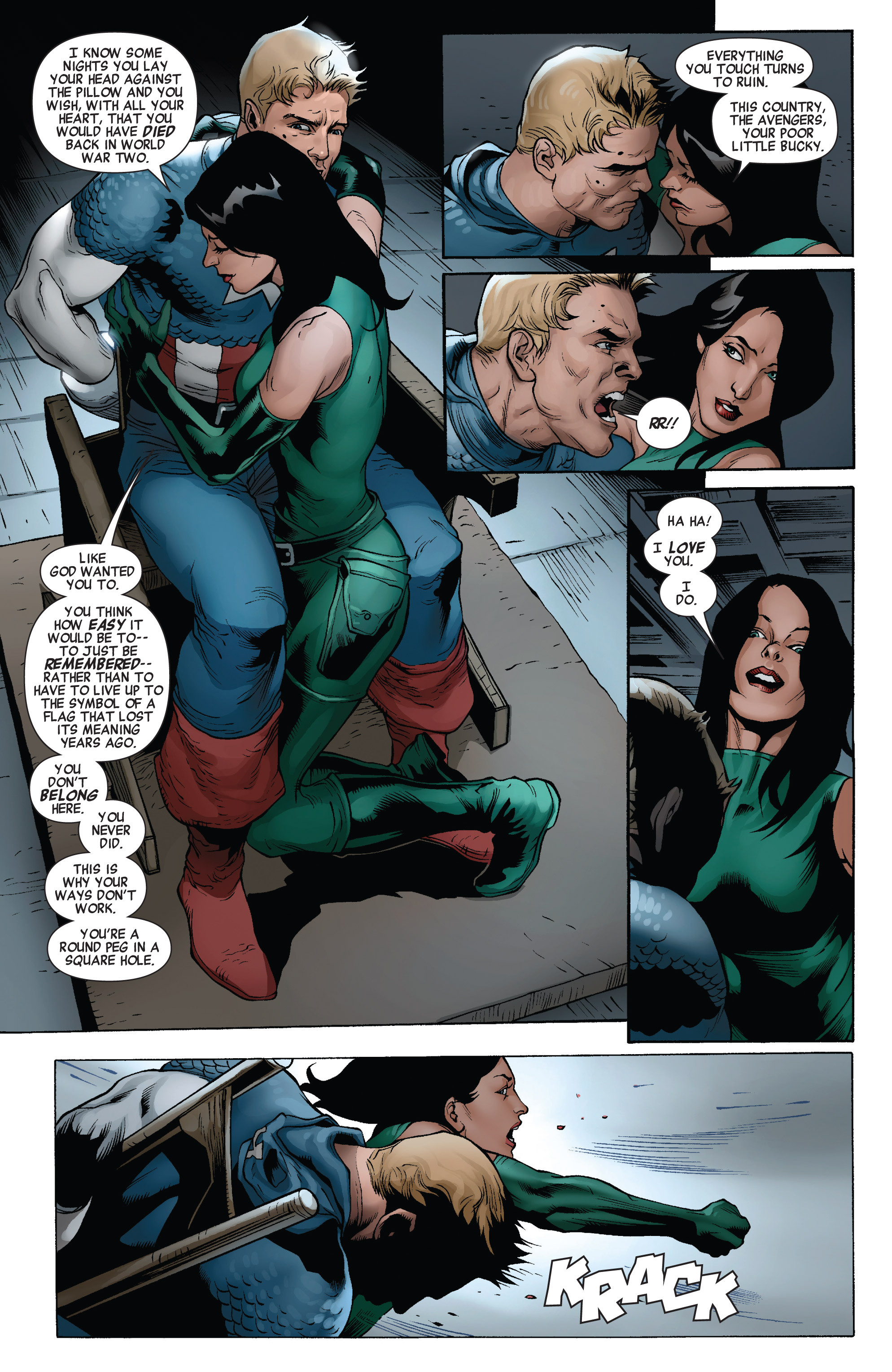 Read online Avengers (2010) comic -  Issue #22 - 7