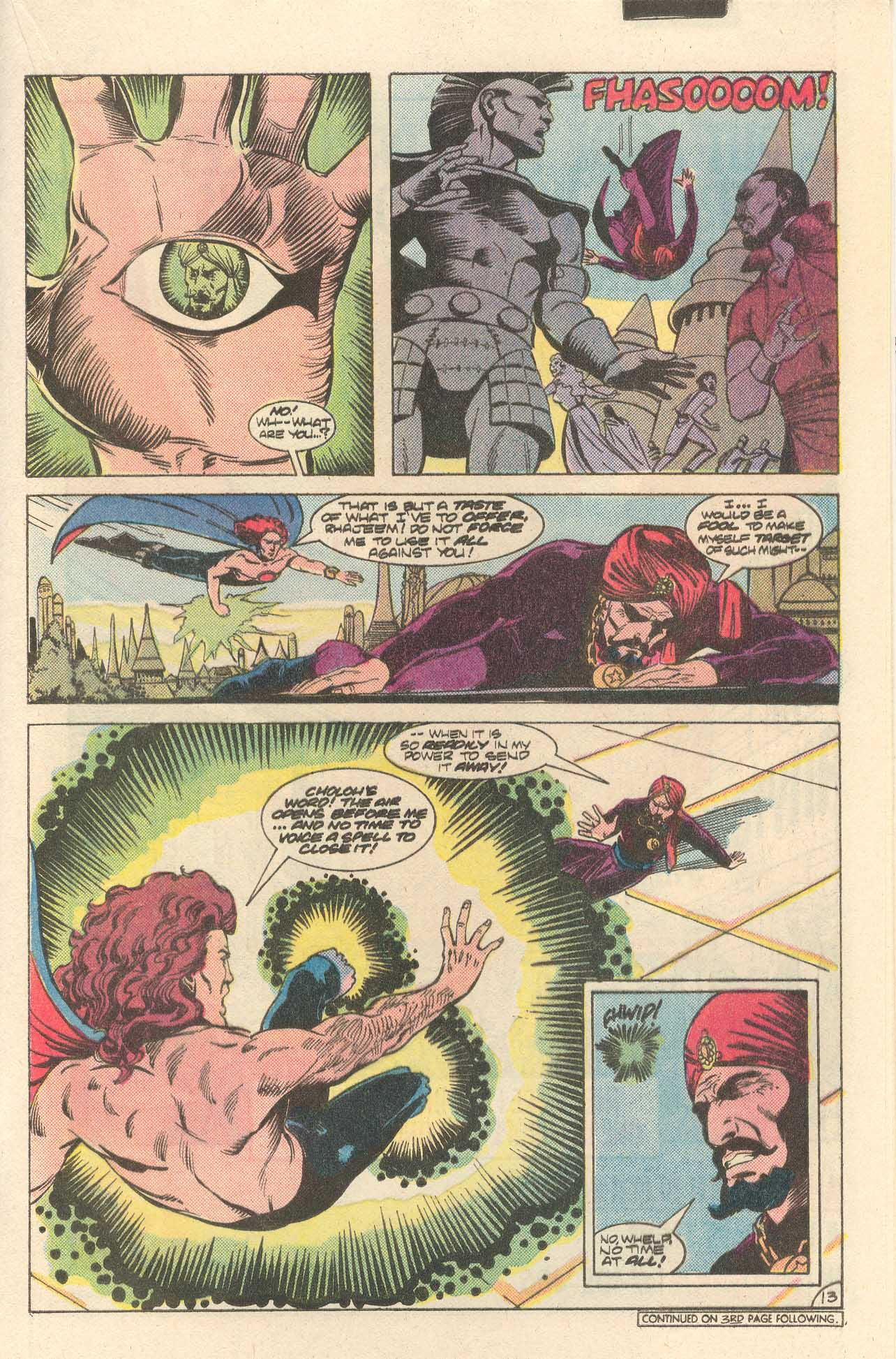 Read online Arion, Lord of Atlantis comic -  Issue #35 - 14