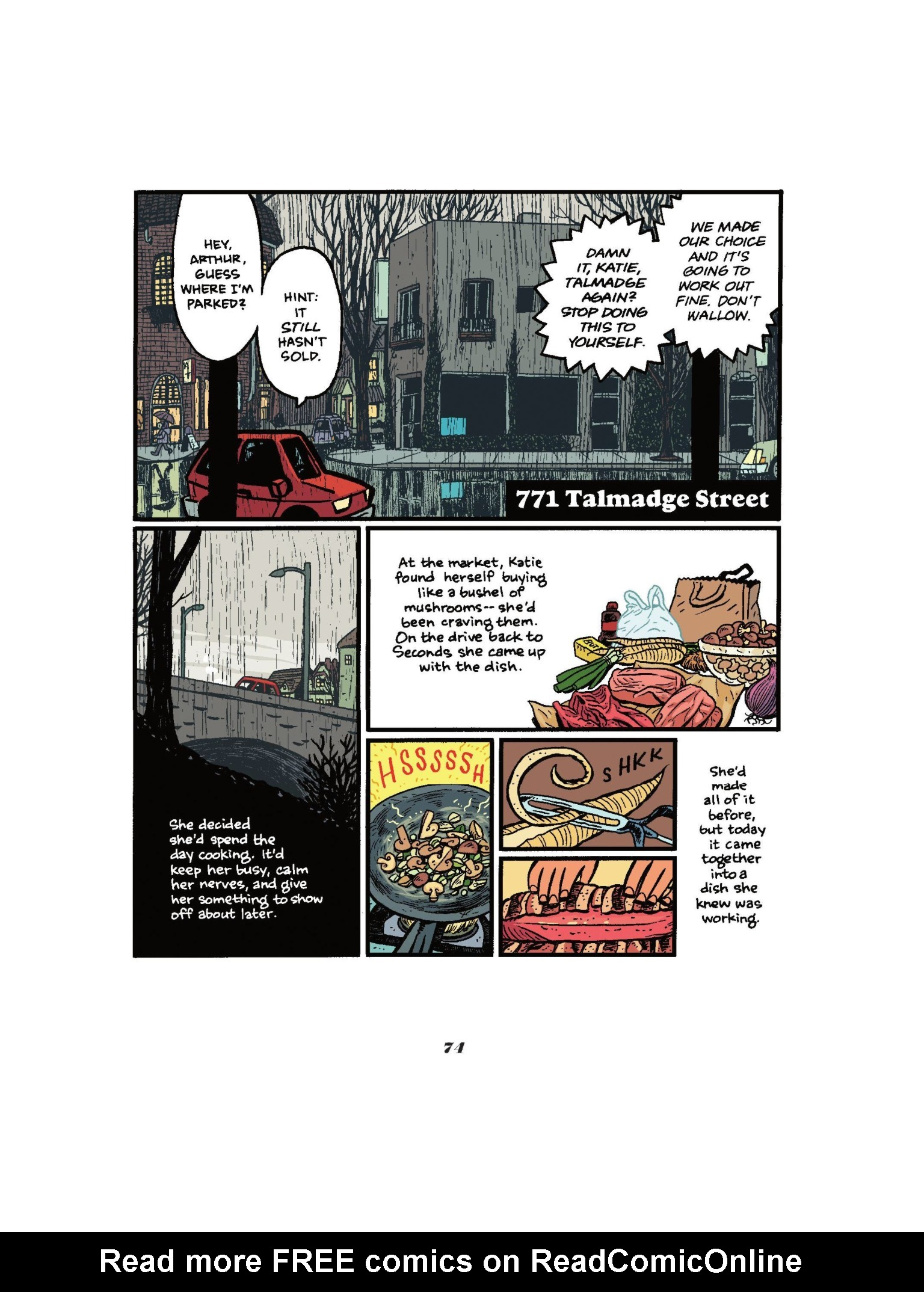 Read online Seconds comic -  Issue # Full - 76