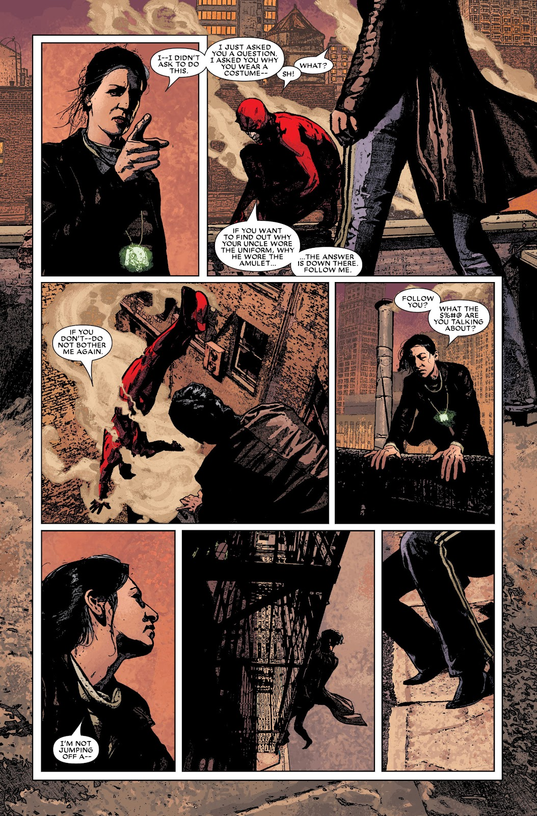 Read online Daredevil (1998) comic -  Issue # _Ultimate_Collection TPB 3 (Part 1) - 95