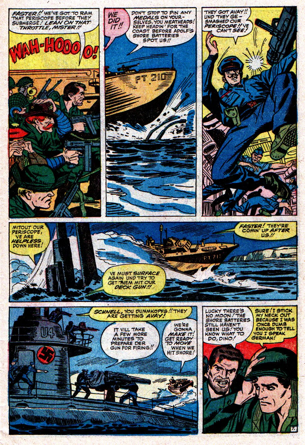 Read online Sgt. Fury comic -  Issue #8 - 11