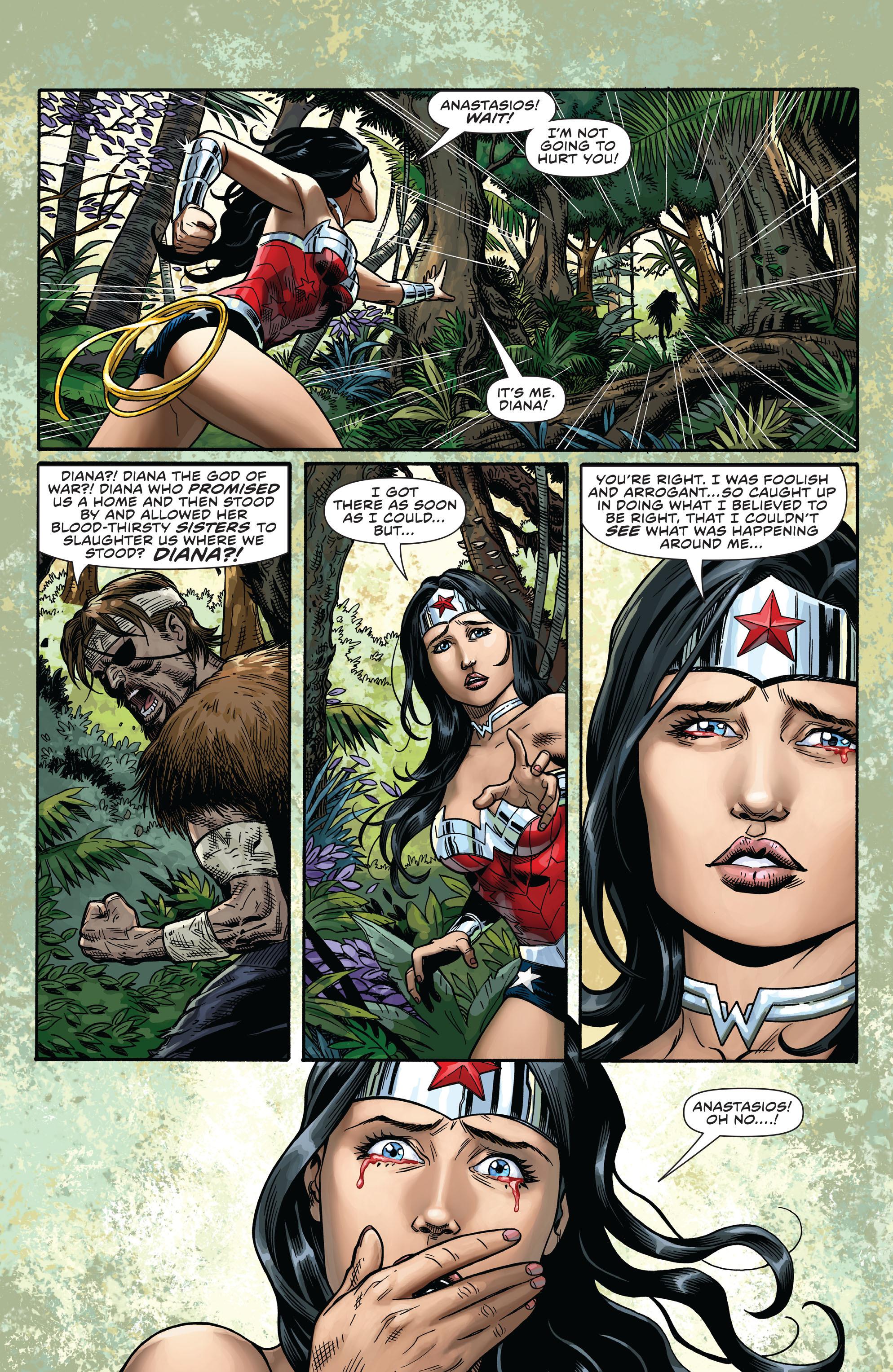Read online Wonder Woman (2011) comic -  Issue #47 - 14