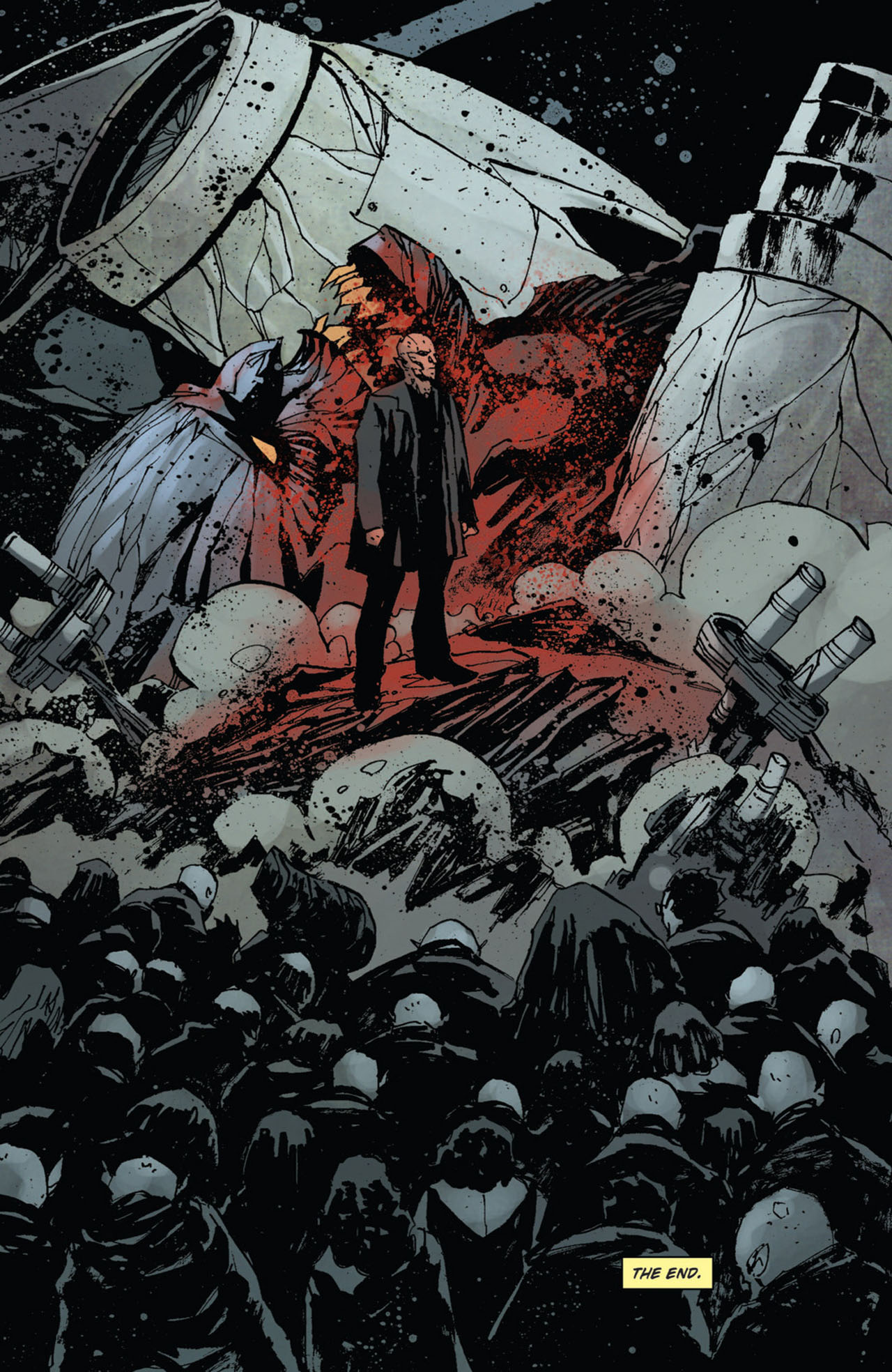 Read online 30 Days of Night (2011) comic -  Issue #12 - 23