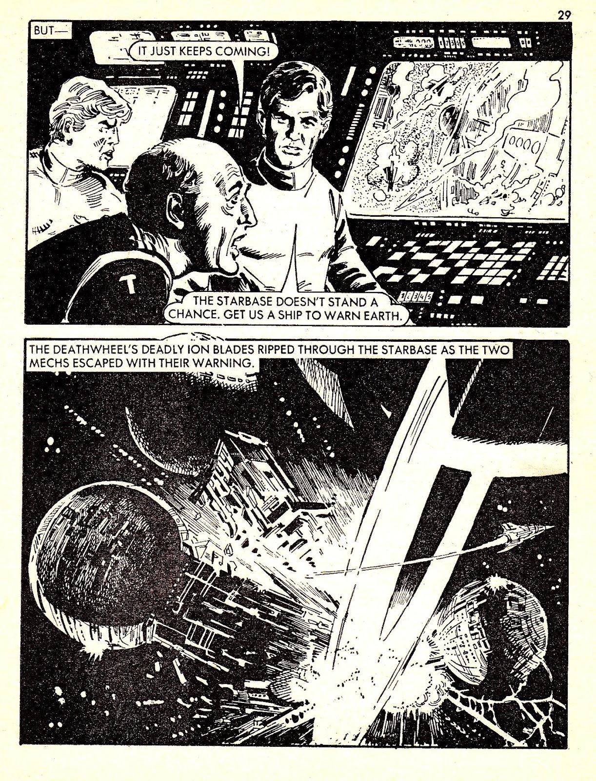 Starblazer issue 140 - Page 29