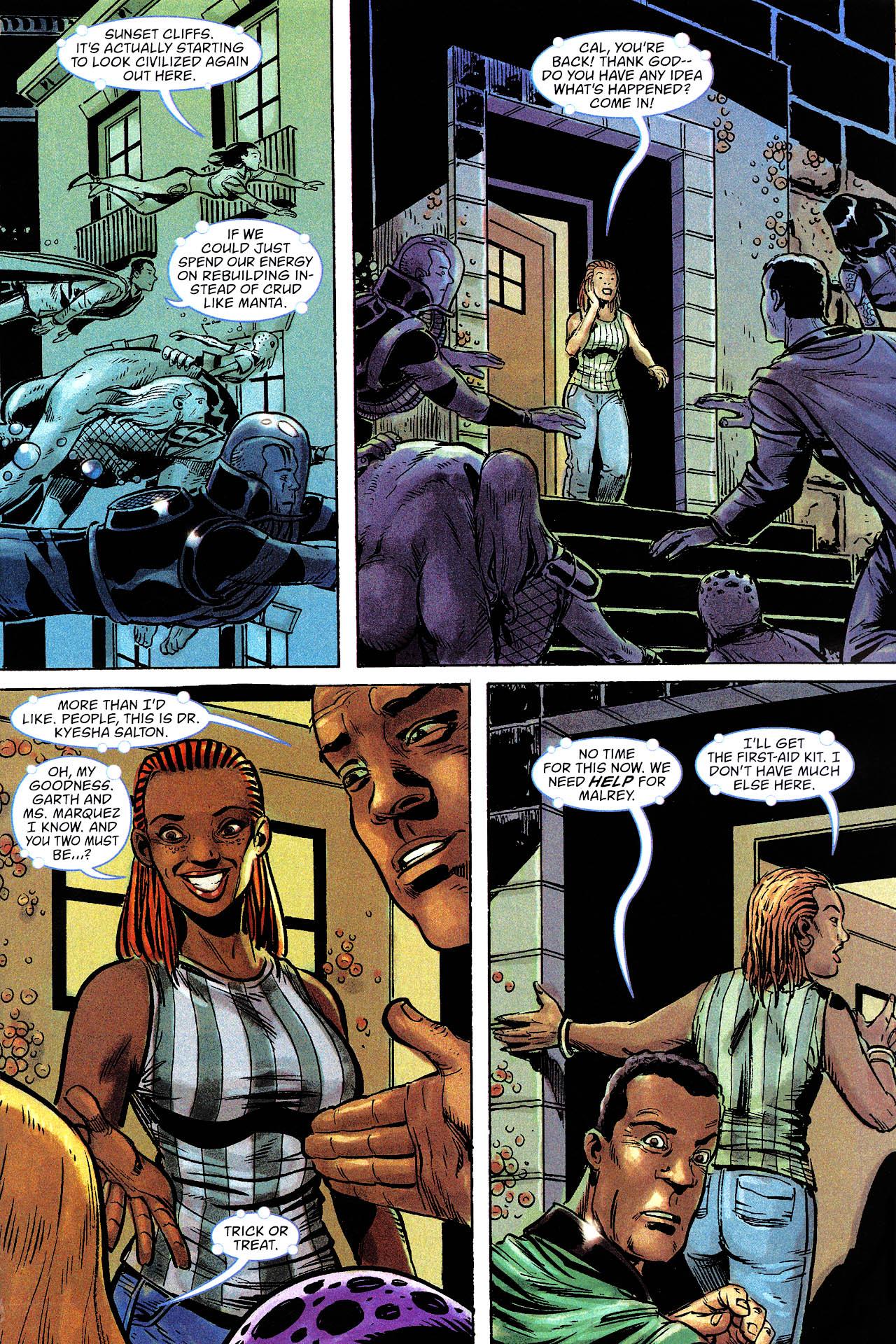 Read online Aquaman: Sword of Atlantis comic -  Issue #52 - 12