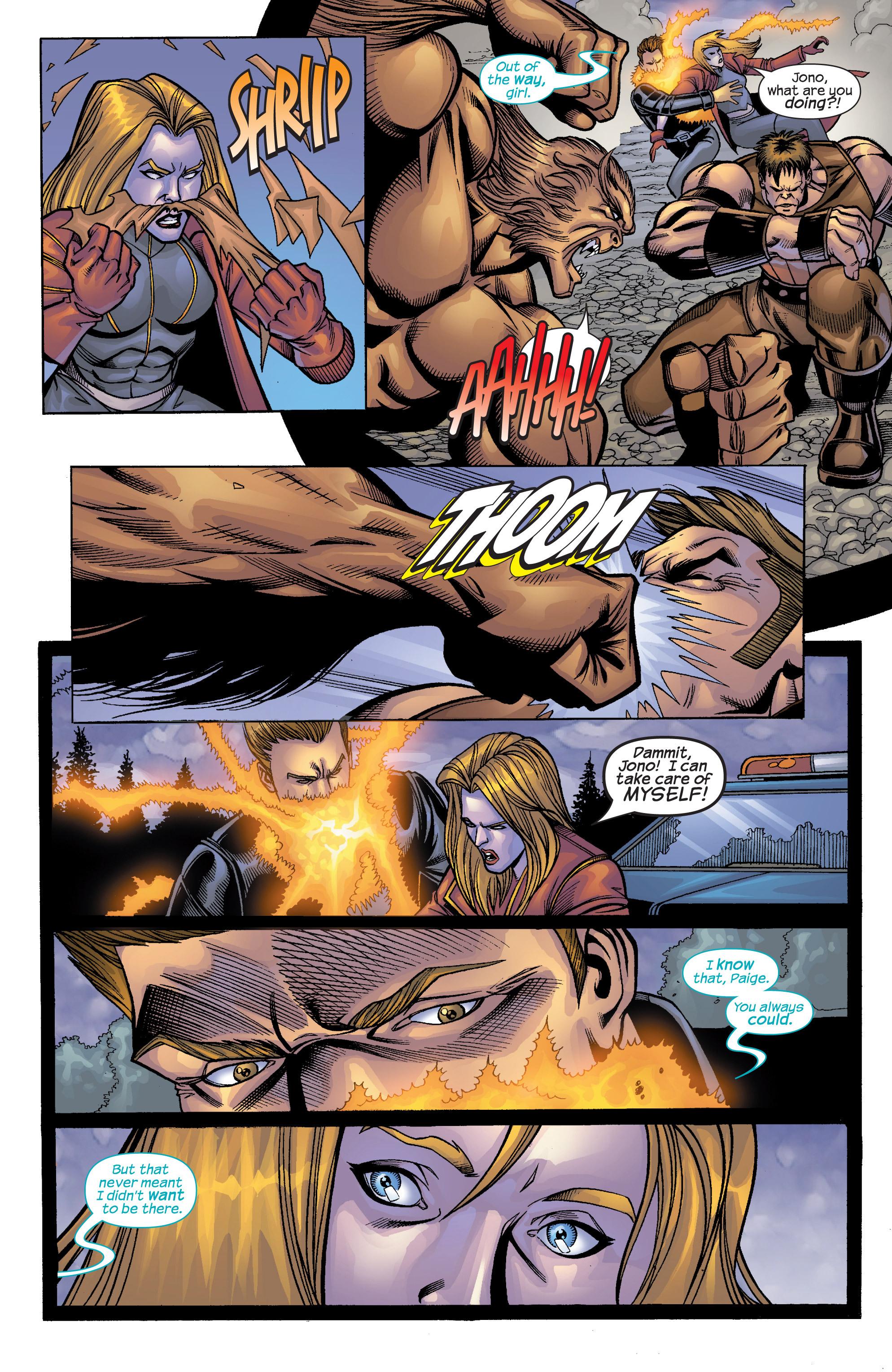 Read online Uncanny X-Men (1963) comic -  Issue #422 - 31