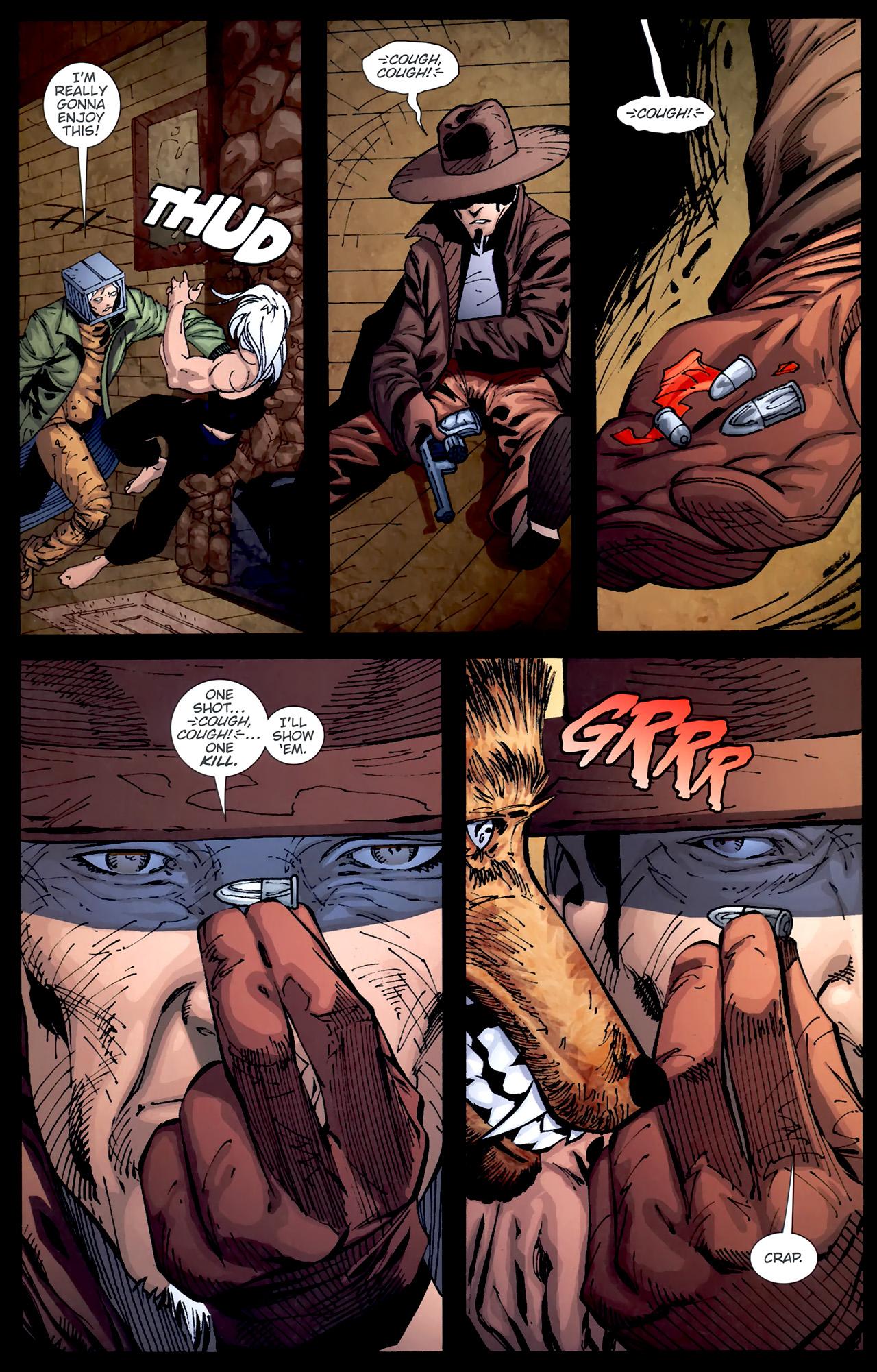 Read online Dead Romeo comic -  Issue #6 - 11