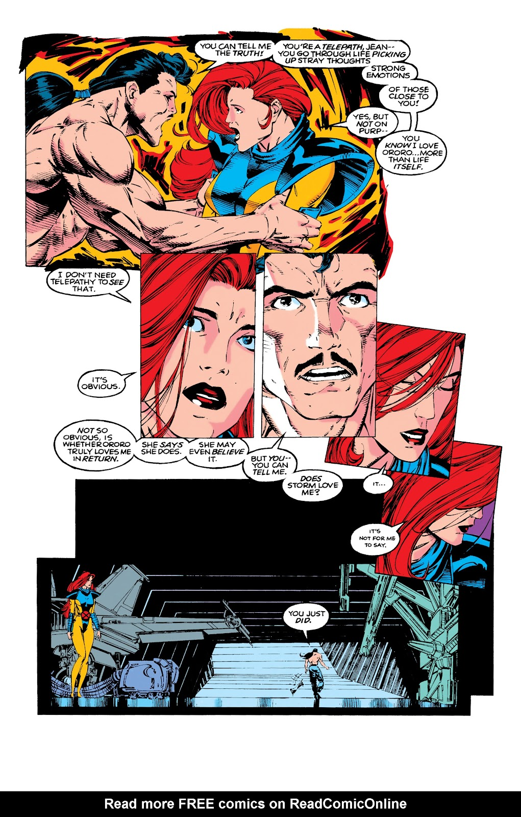 Uncanny X-Men (1963) issue 290 - Page 10