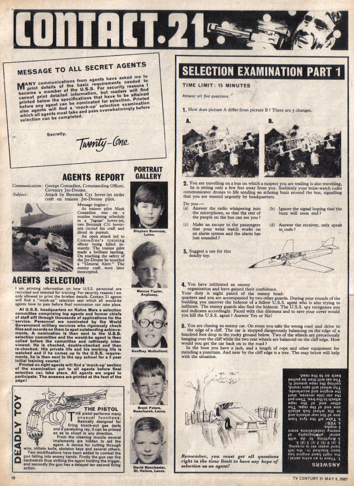 TV Century 21 (TV 21) issue 120 - Page 17