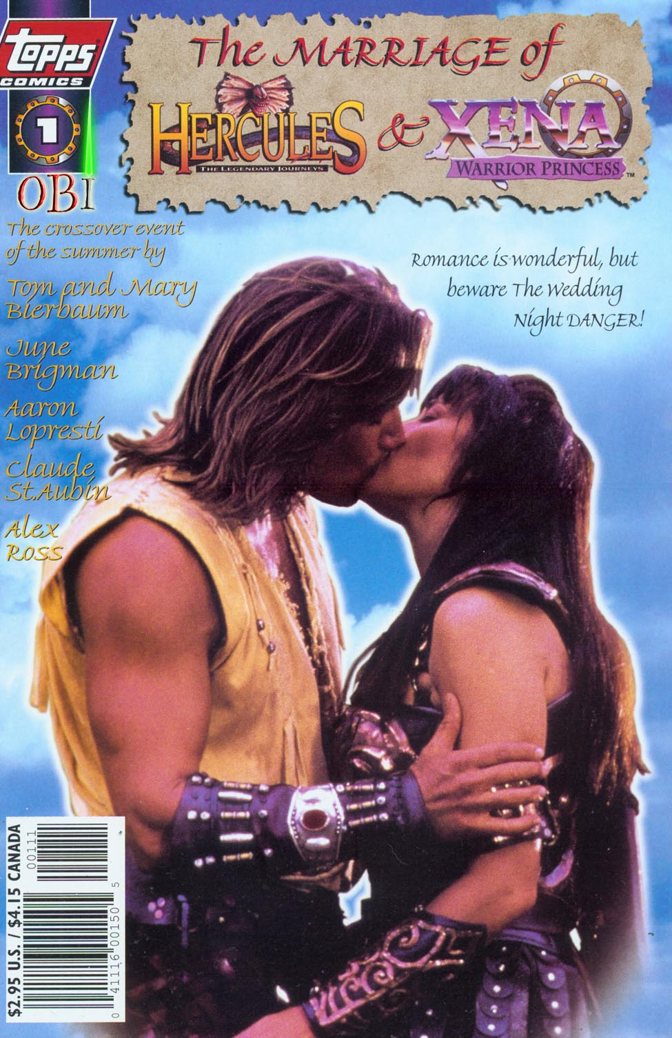 The Marriage Of Hercules And Xena Full Page 1