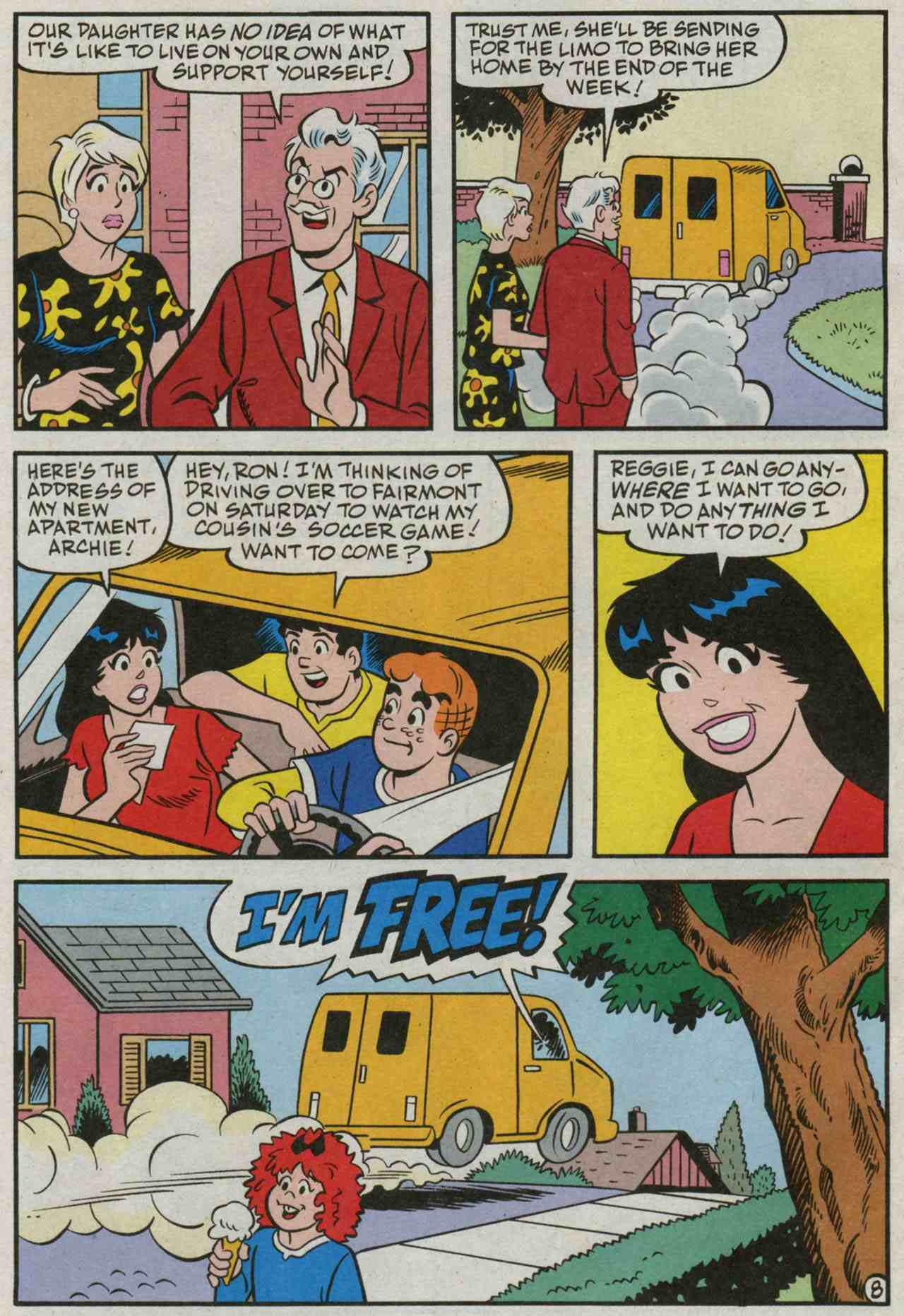 Read online Archie's Girls Betty and Veronica comic -  Issue #235 - 9