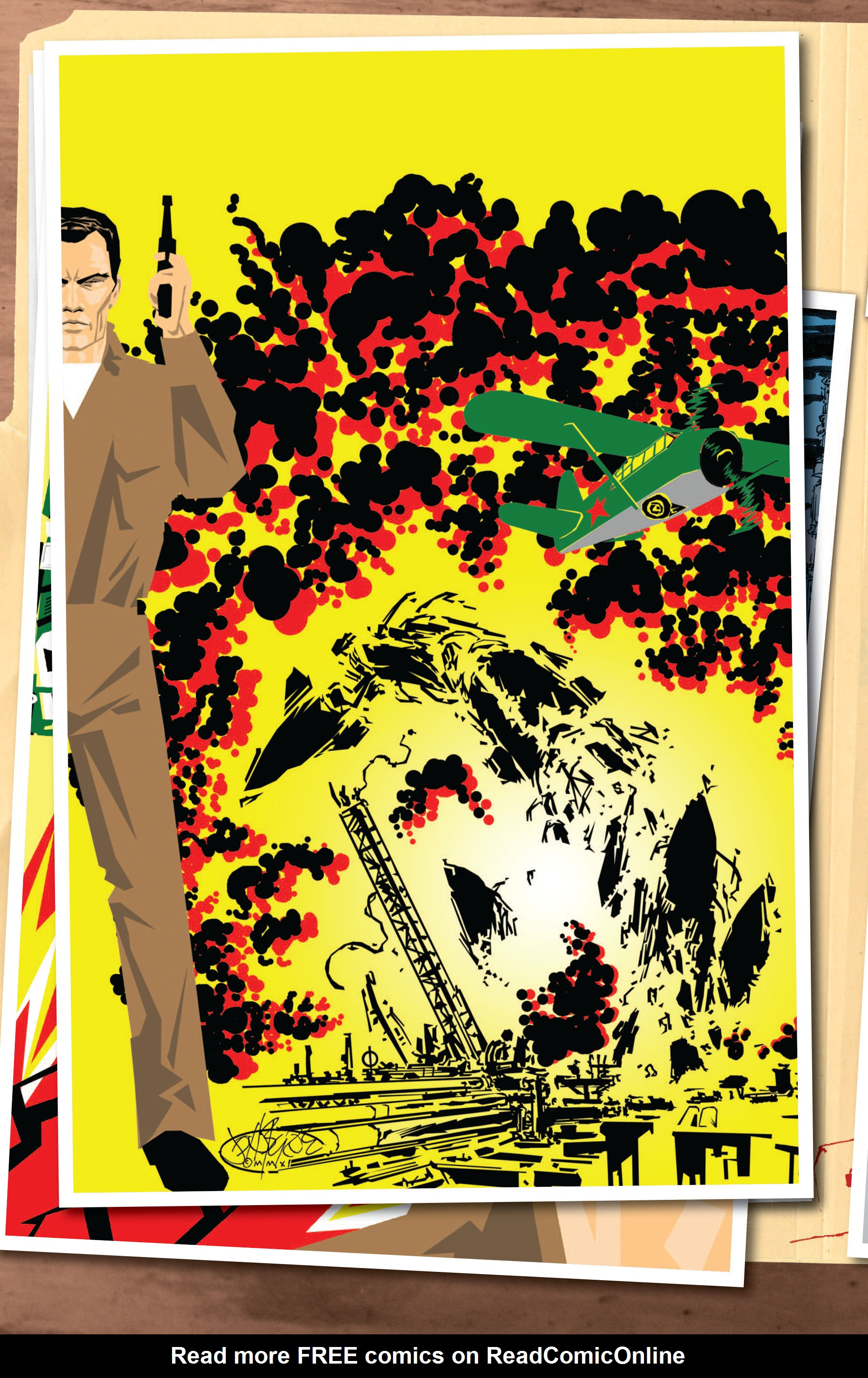 Read online Cold War comic -  Issue # TPB - 134